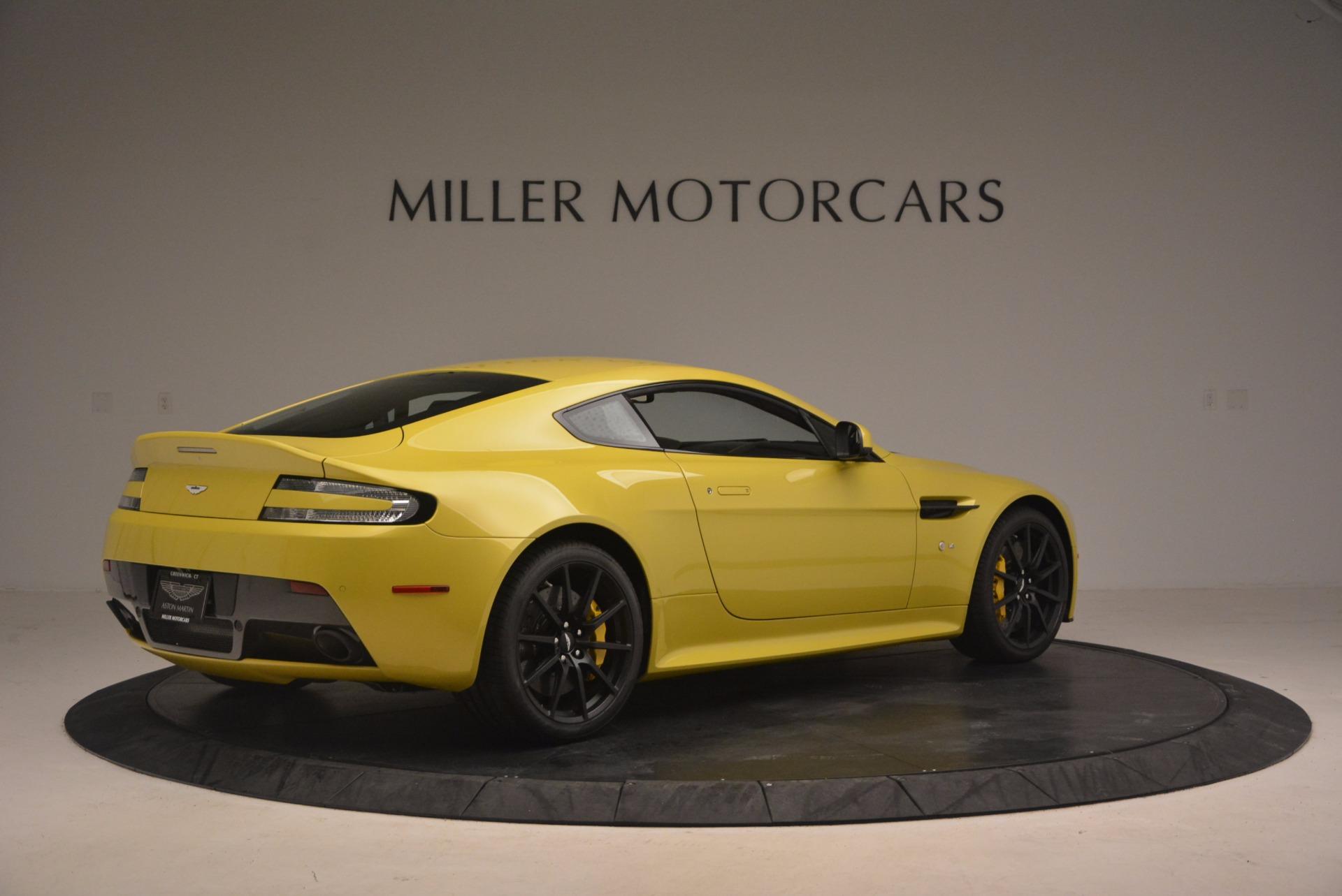 New 2017 Aston Martin V12 Vantage S  For Sale In Greenwich, CT. Alfa Romeo of Greenwich, A1202 1224_p7
