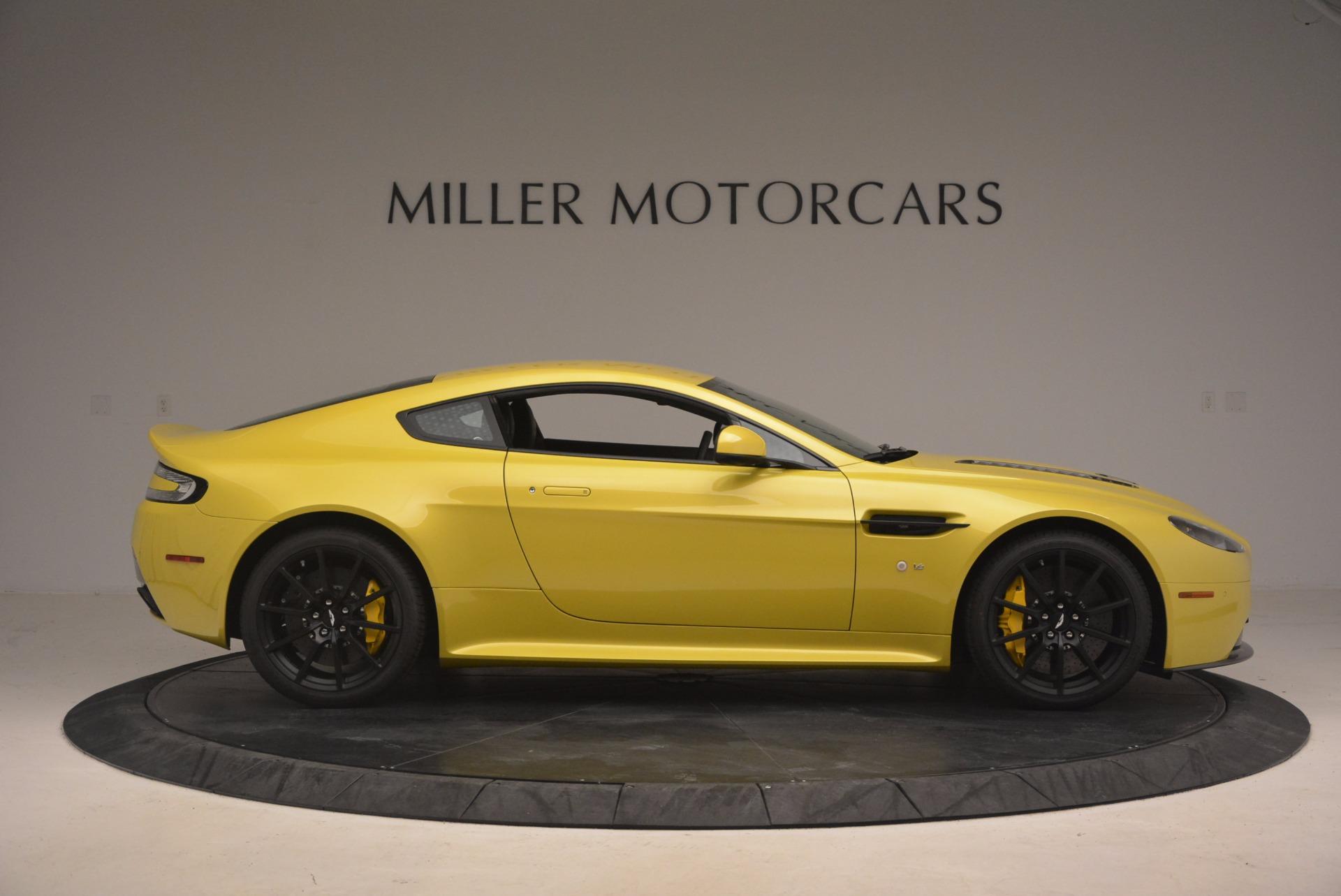 New 2017 Aston Martin V12 Vantage S  For Sale In Greenwich, CT. Alfa Romeo of Greenwich, A1202 1224_p8