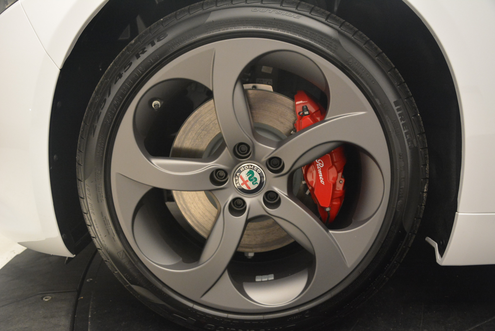 New 2017 Alfa Romeo Giulia Ti Q4 For Sale In Greenwich, CT. Alfa Romeo of Greenwich, L114 1227_p27