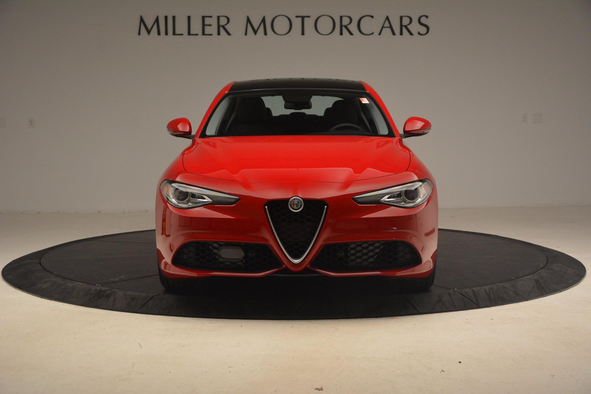 New 2017 Alfa Romeo Giulia Ti Sport Q4 For Sale In Greenwich, CT. Alfa Romeo of Greenwich, LW012 1232_p11