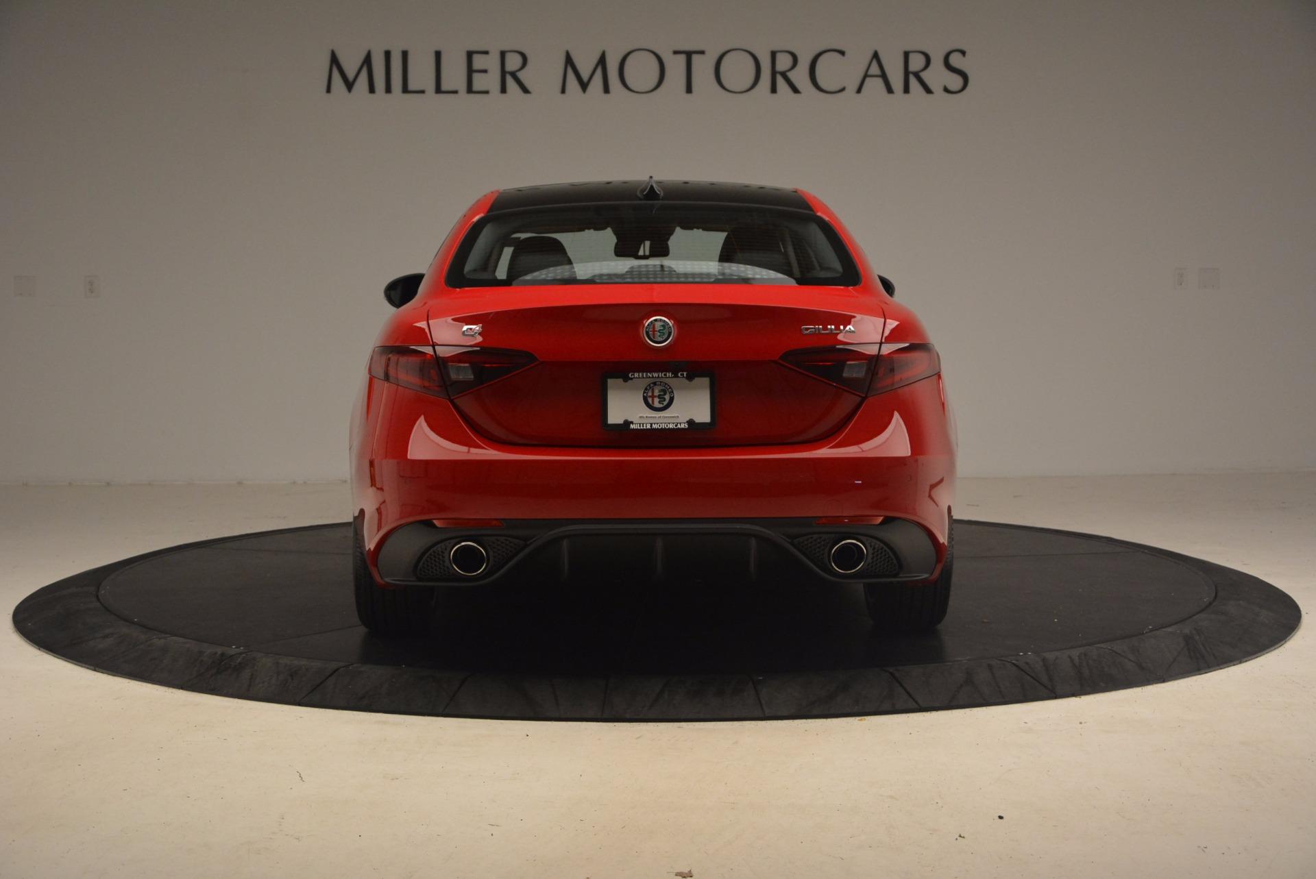 New 2017 Alfa Romeo Giulia Ti Sport Q4 For Sale In Greenwich, CT. Alfa Romeo of Greenwich, LW012 1232_p5