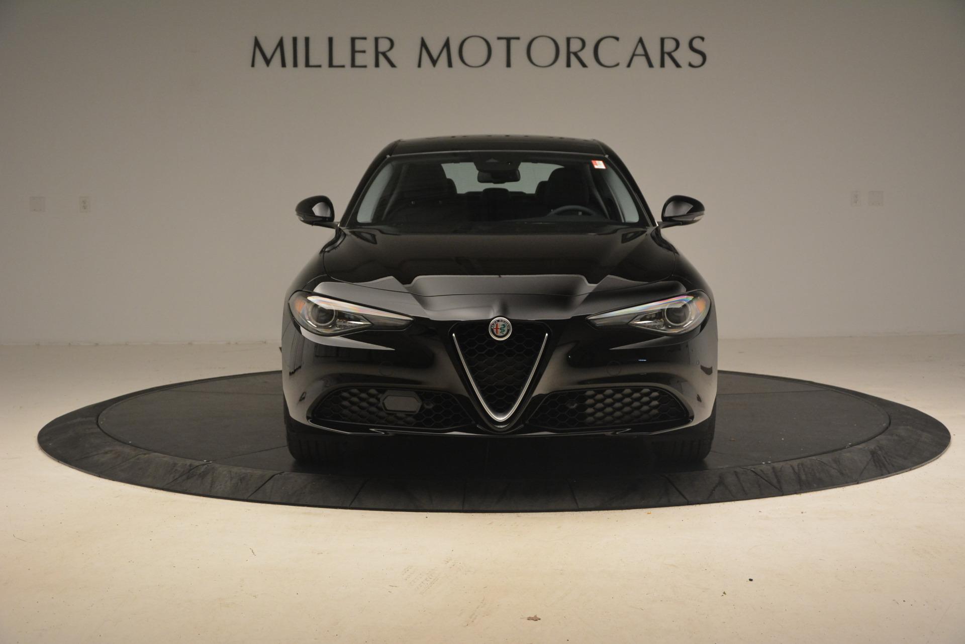 New 2017 Alfa Romeo Giulia Ti Q4 For Sale In Greenwich, CT. Alfa Romeo of Greenwich, L109 1233_p12