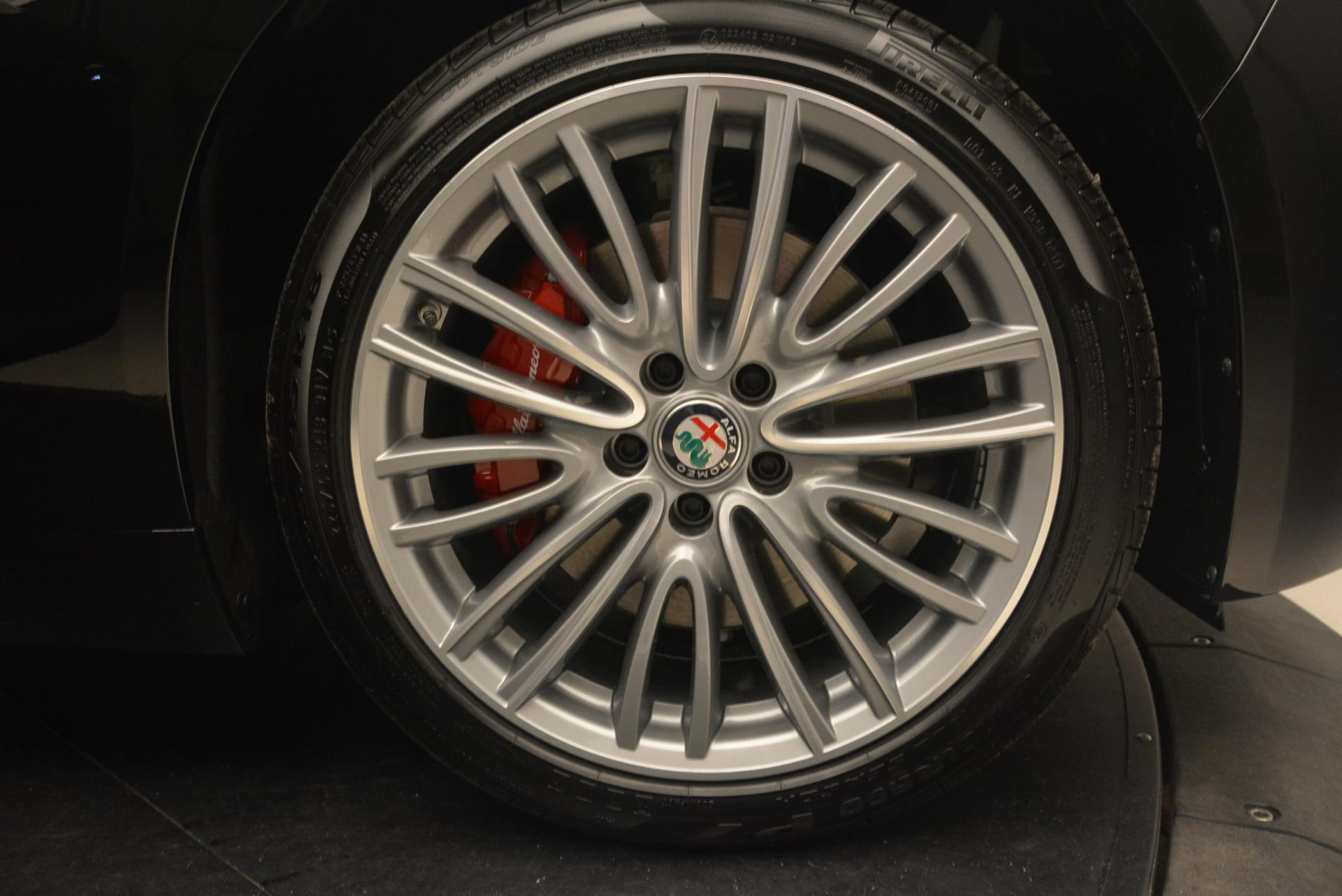 New 2017 Alfa Romeo Giulia Ti Q4 For Sale In Greenwich, CT. Alfa Romeo of Greenwich, L109 1233_p25