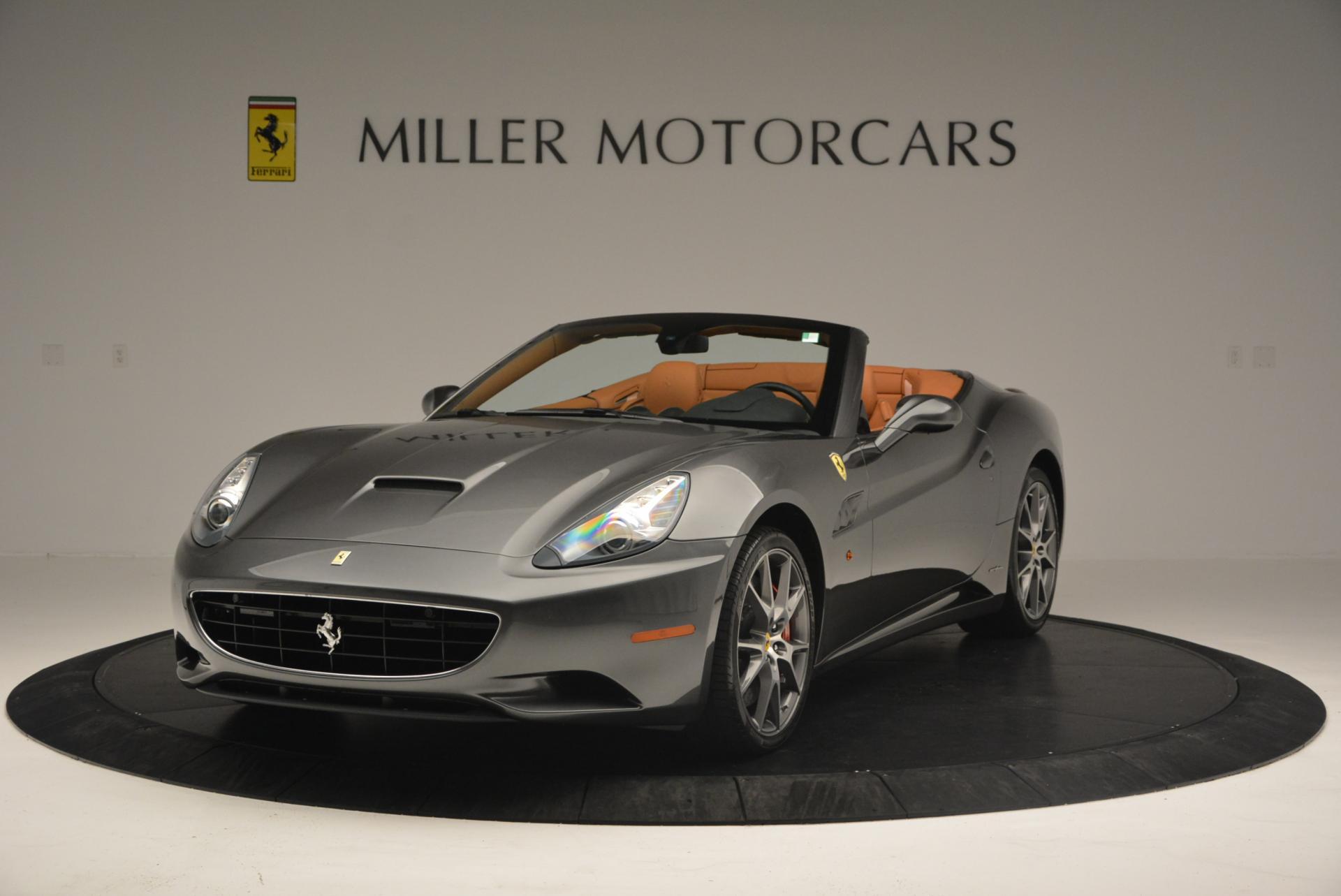 Used 2010 Ferrari California  For Sale In Greenwich, CT. Alfa Romeo of Greenwich, F1714A 124_main