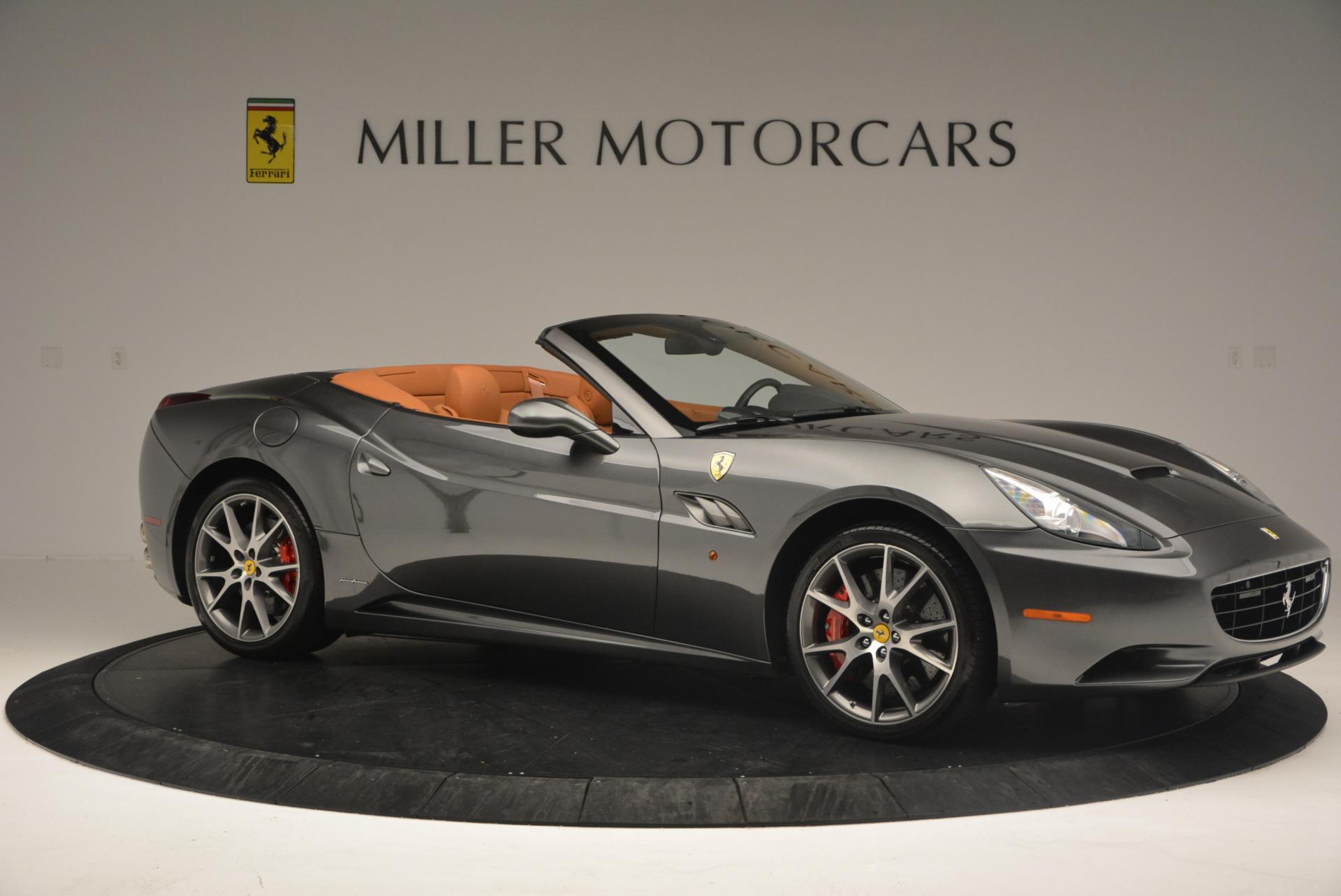 Used 2010 Ferrari California  For Sale In Greenwich, CT. Alfa Romeo of Greenwich, F1714A 124_p10