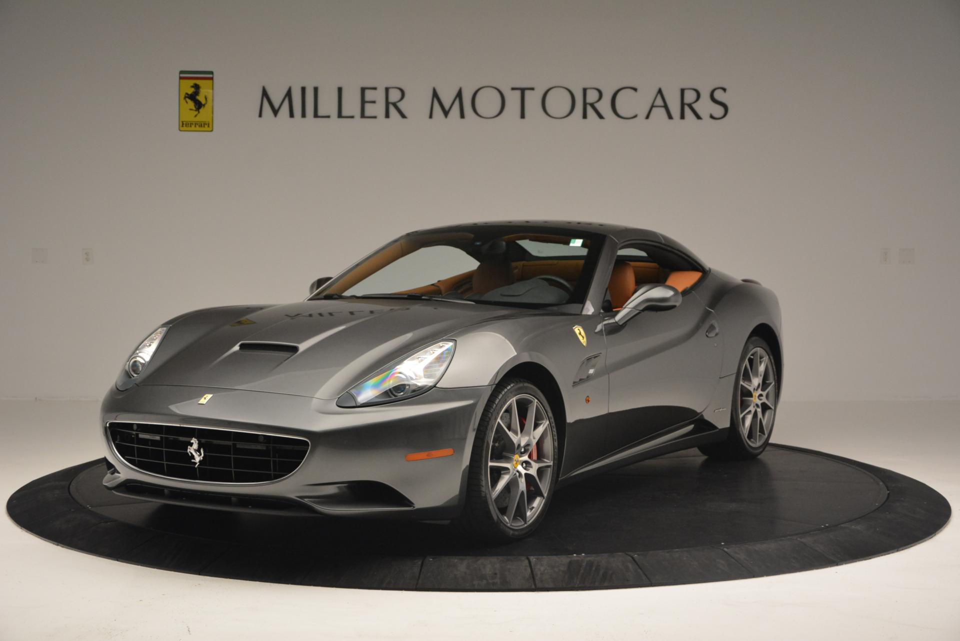 Used 2010 Ferrari California  For Sale In Greenwich, CT. Alfa Romeo of Greenwich, F1714A 124_p13