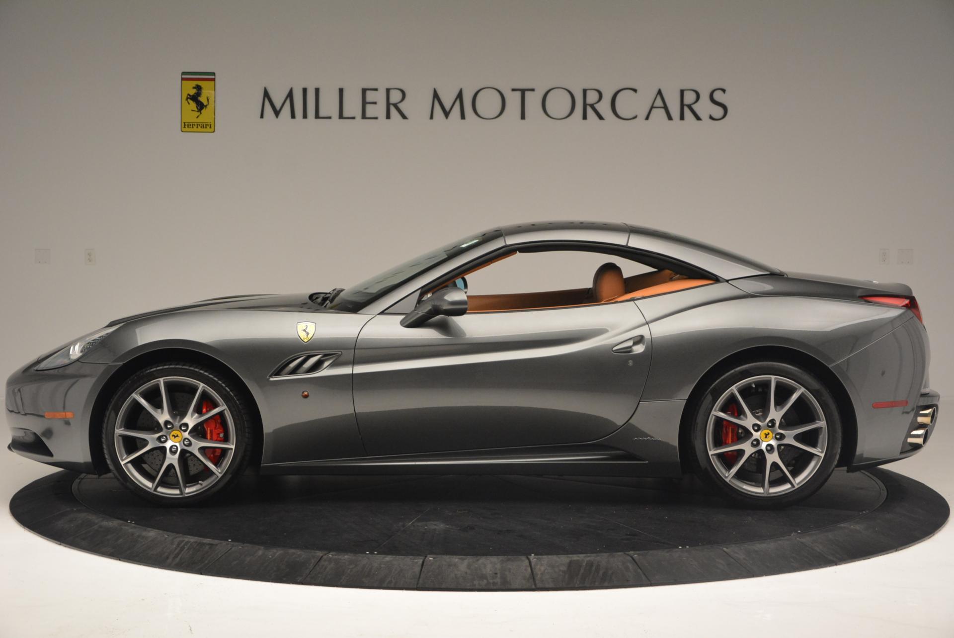 Used 2010 Ferrari California  For Sale In Greenwich, CT. Alfa Romeo of Greenwich, F1714A 124_p15