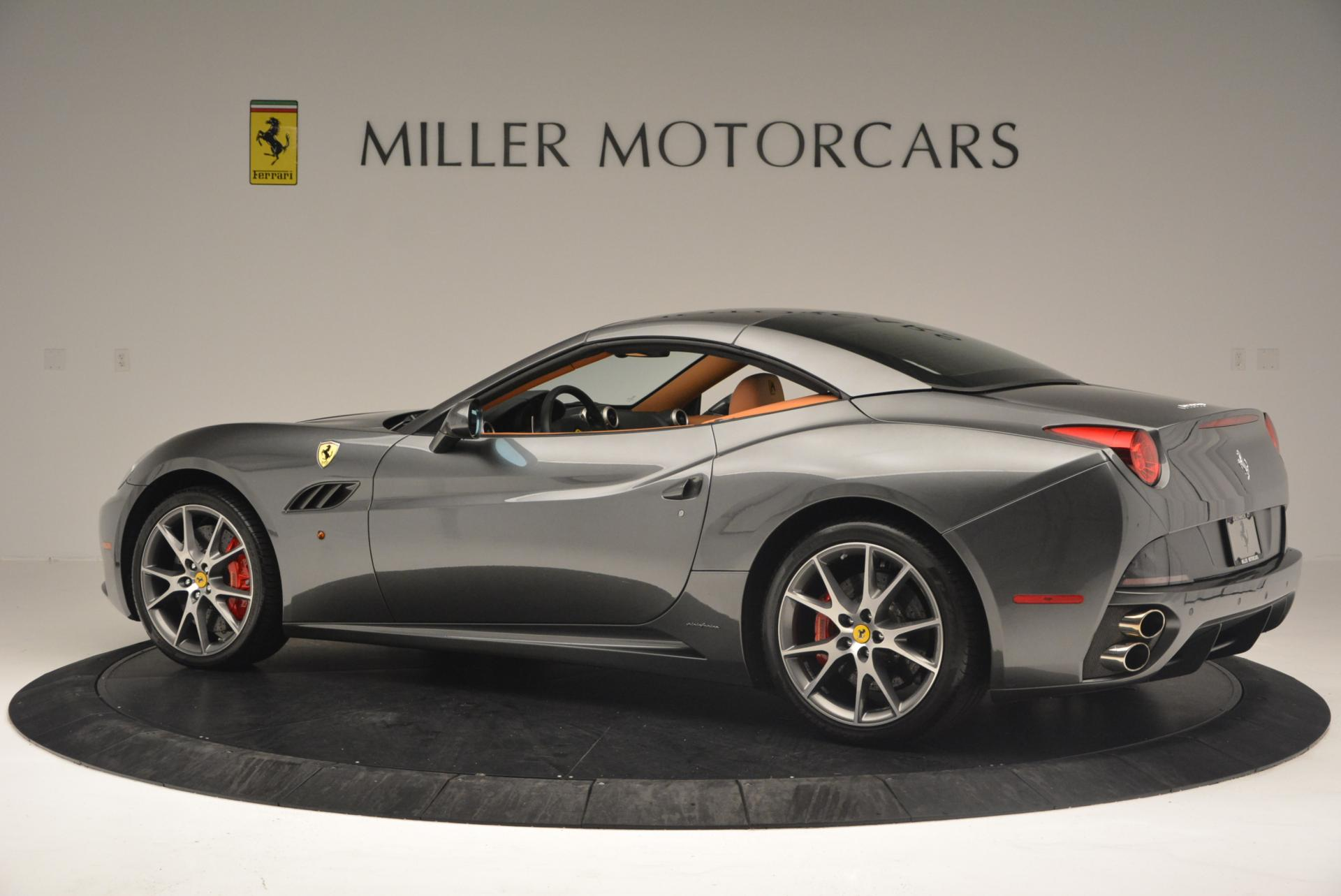 Used 2010 Ferrari California  For Sale In Greenwich, CT. Alfa Romeo of Greenwich, F1714A 124_p16