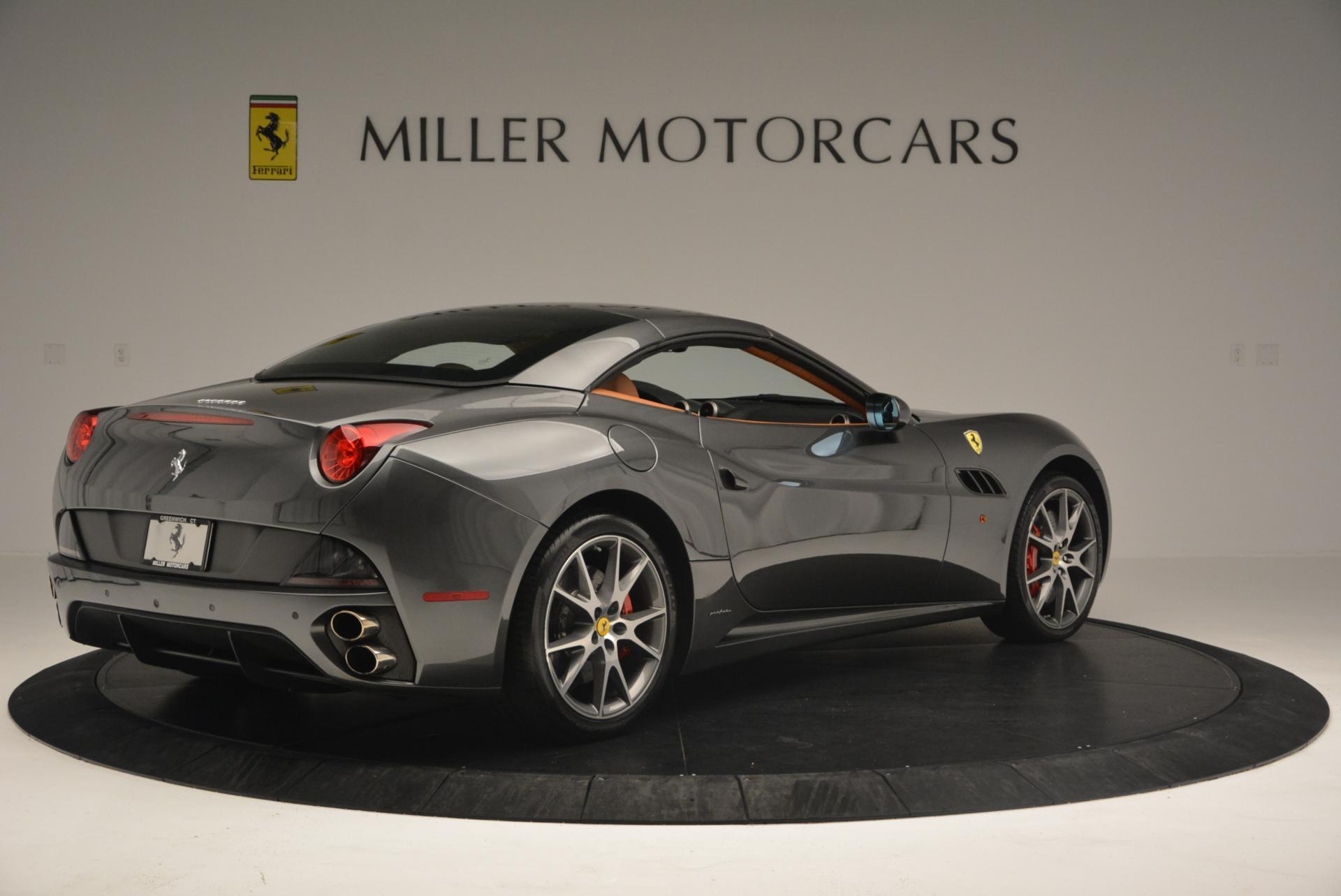 Used 2010 Ferrari California  For Sale In Greenwich, CT. Alfa Romeo of Greenwich, F1714A 124_p20