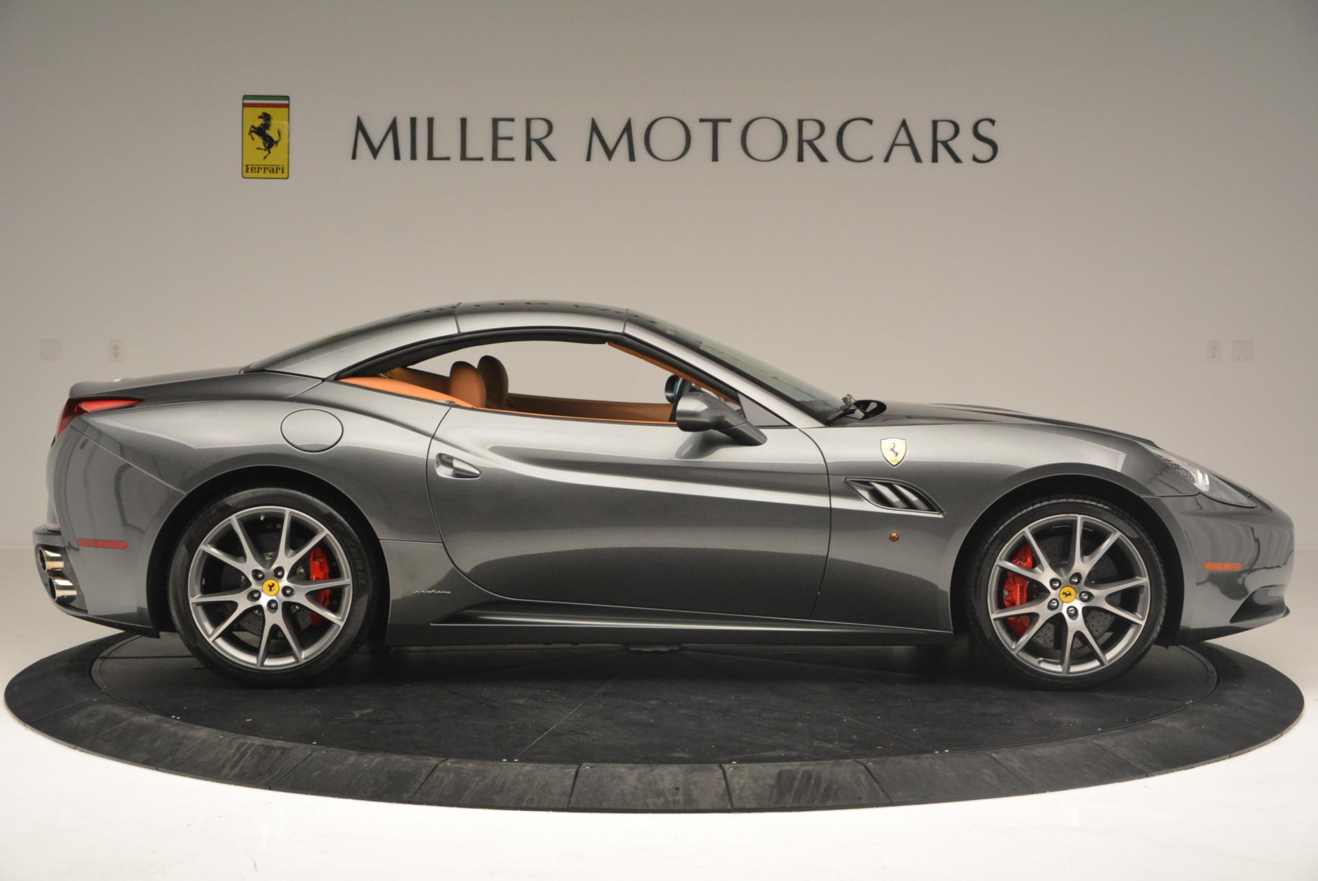 Used 2010 Ferrari California  For Sale In Greenwich, CT. Alfa Romeo of Greenwich, F1714A 124_p21