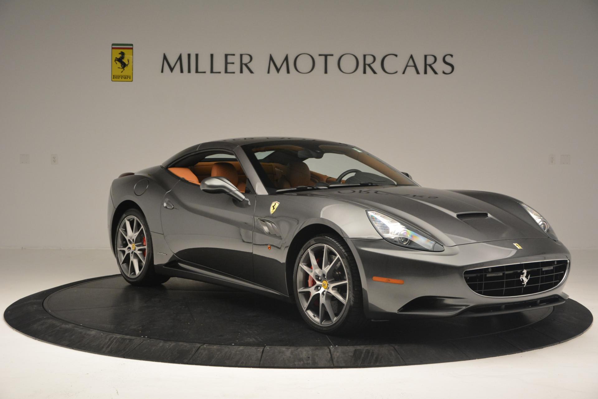Used 2010 Ferrari California  For Sale In Greenwich, CT. Alfa Romeo of Greenwich, F1714A 124_p23