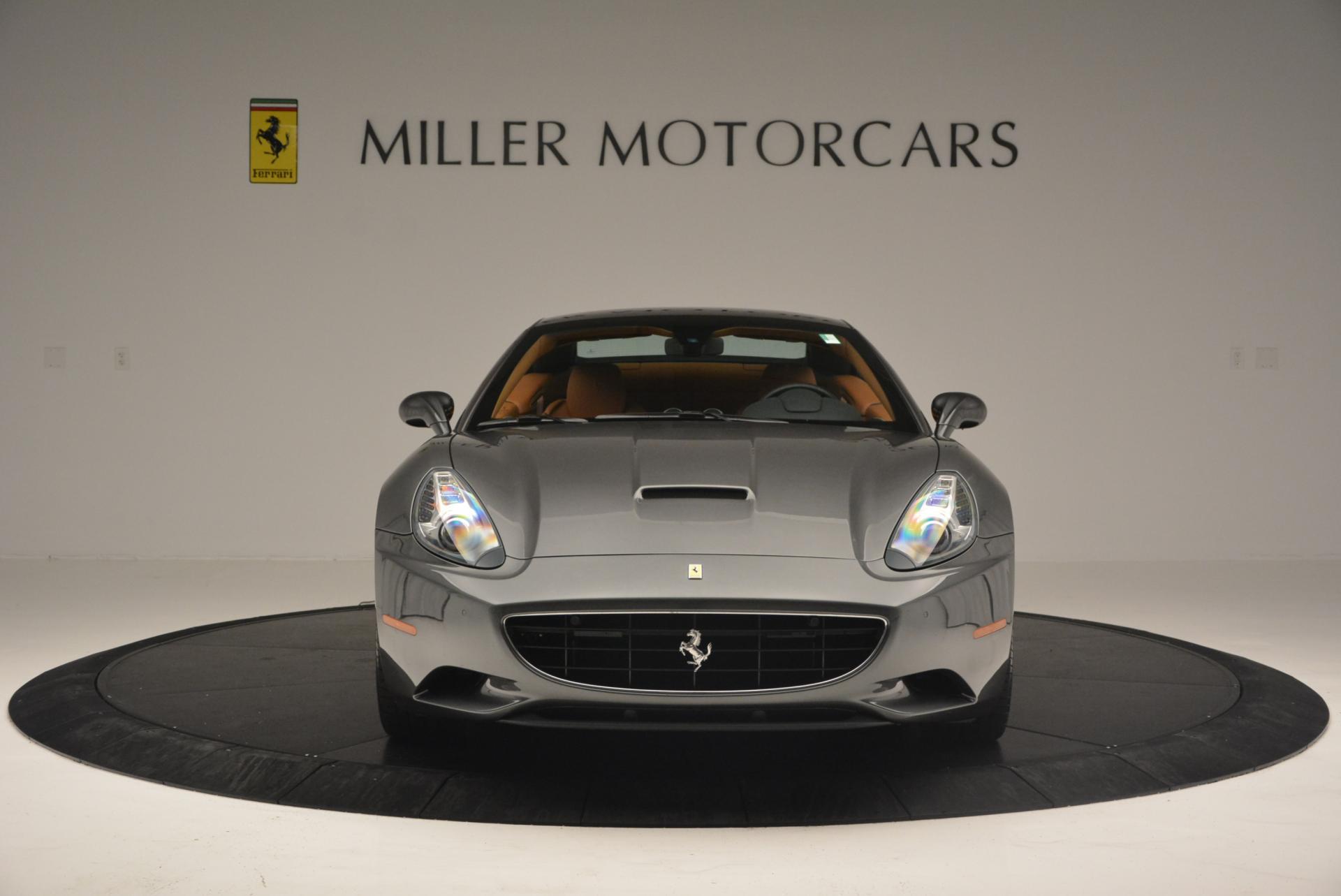 Used 2010 Ferrari California  For Sale In Greenwich, CT. Alfa Romeo of Greenwich, F1714A 124_p24