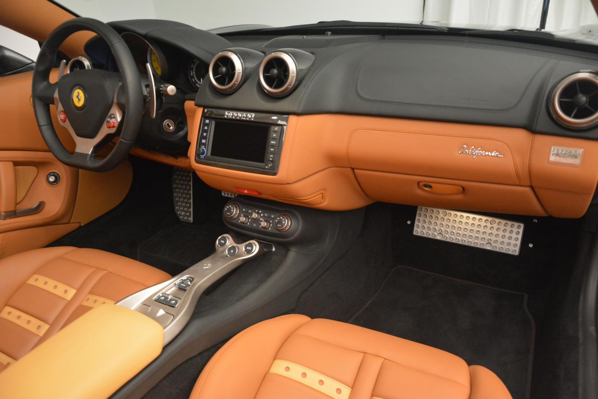 Used 2010 Ferrari California  For Sale In Greenwich, CT. Alfa Romeo of Greenwich, F1714A 124_p30
