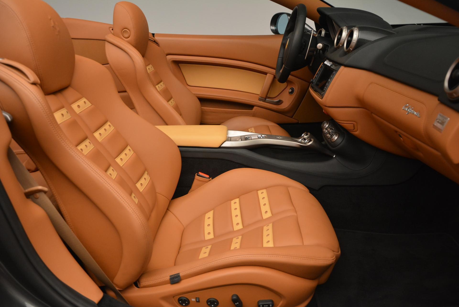 Used 2010 Ferrari California  For Sale In Greenwich, CT. Alfa Romeo of Greenwich, F1714A 124_p31