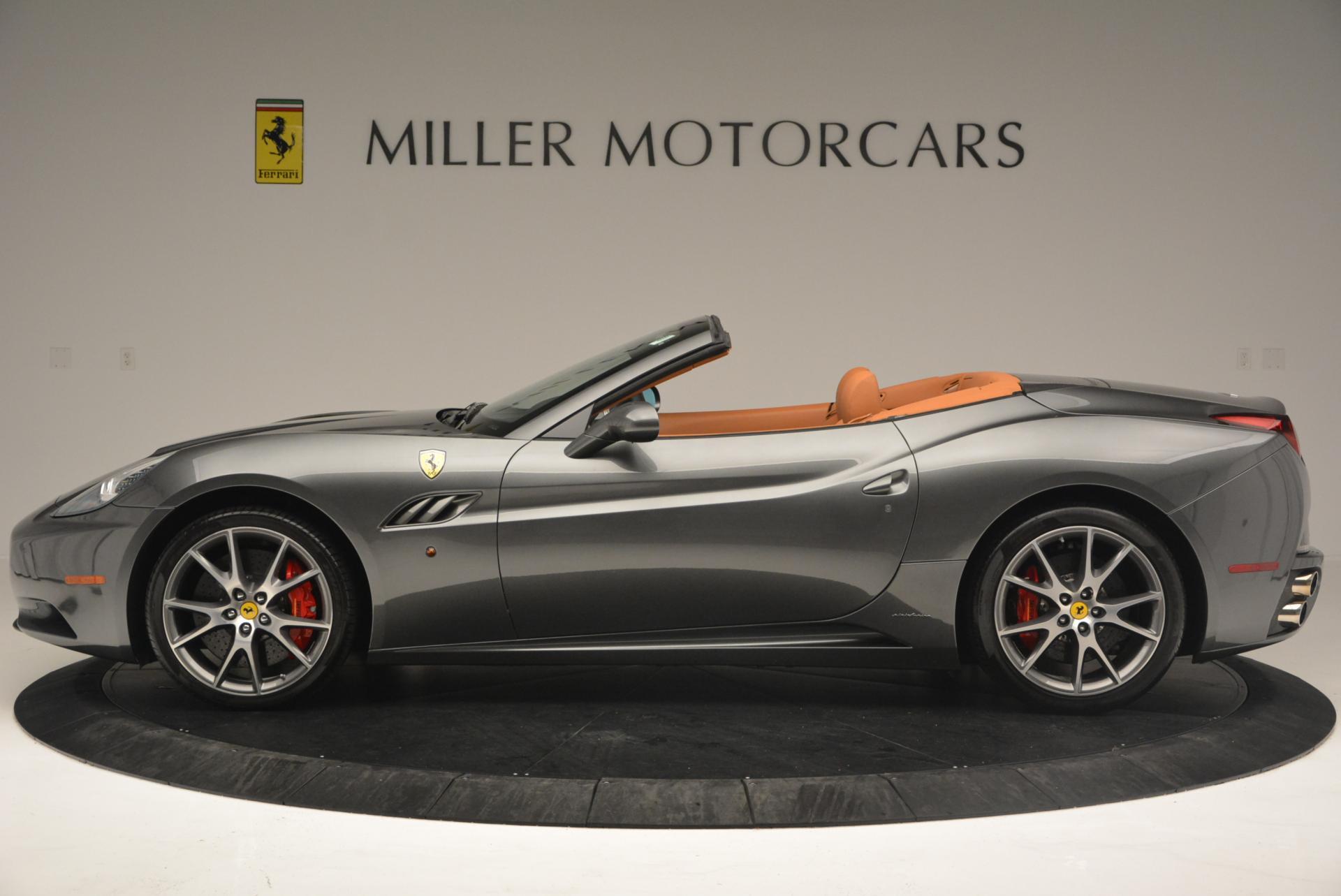 Used 2010 Ferrari California  For Sale In Greenwich, CT. Alfa Romeo of Greenwich, F1714A 124_p3