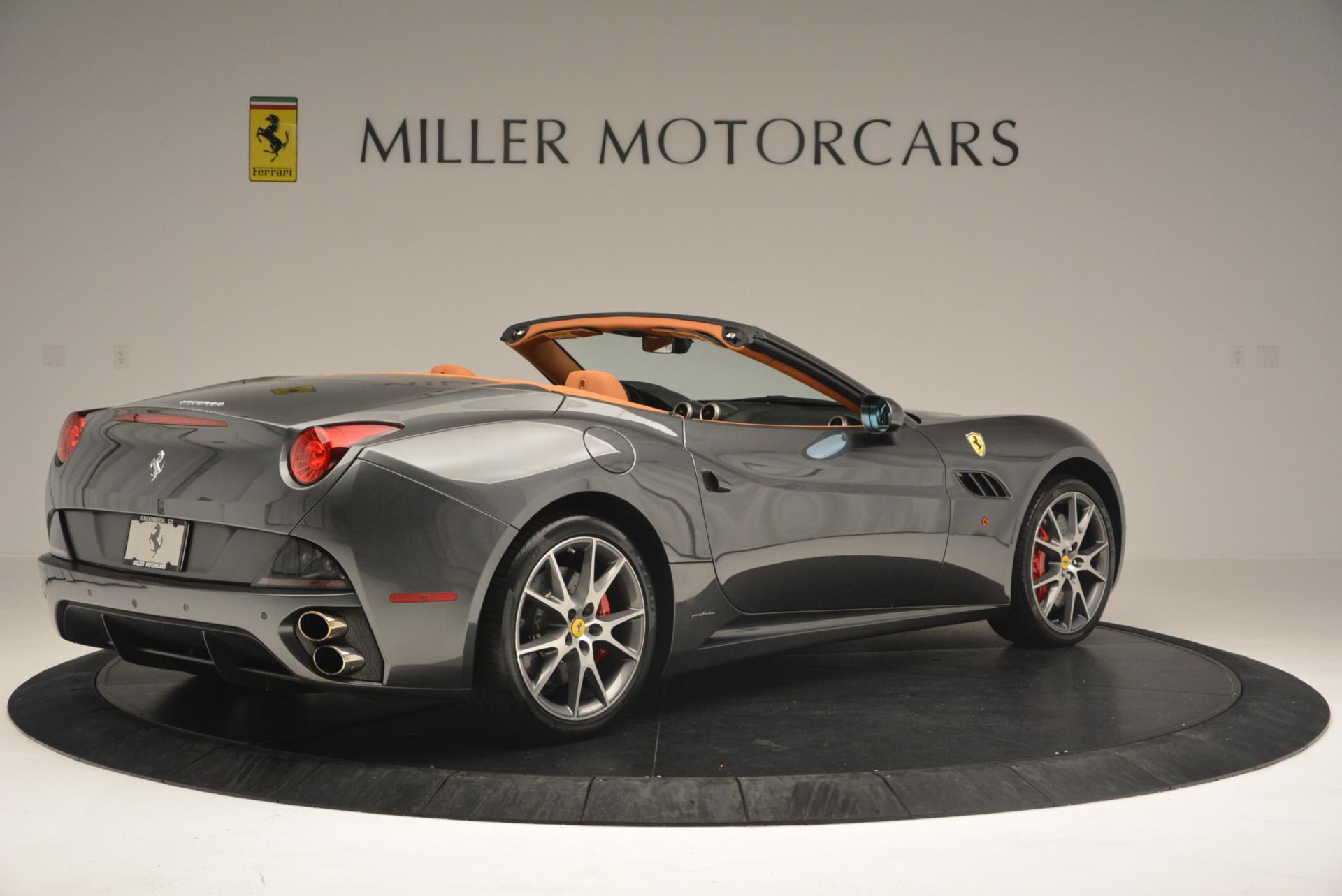 Used 2010 Ferrari California  For Sale In Greenwich, CT. Alfa Romeo of Greenwich, F1714A 124_p8