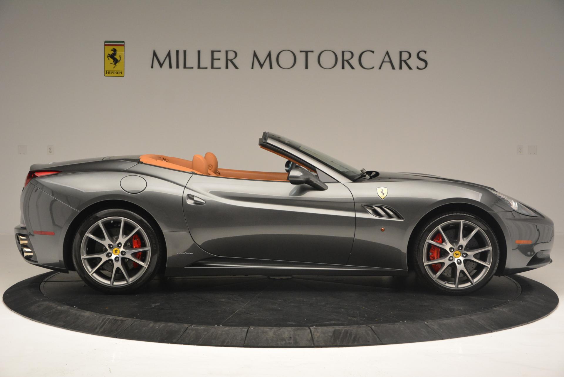 Used 2010 Ferrari California  For Sale In Greenwich, CT. Alfa Romeo of Greenwich, F1714A 124_p9