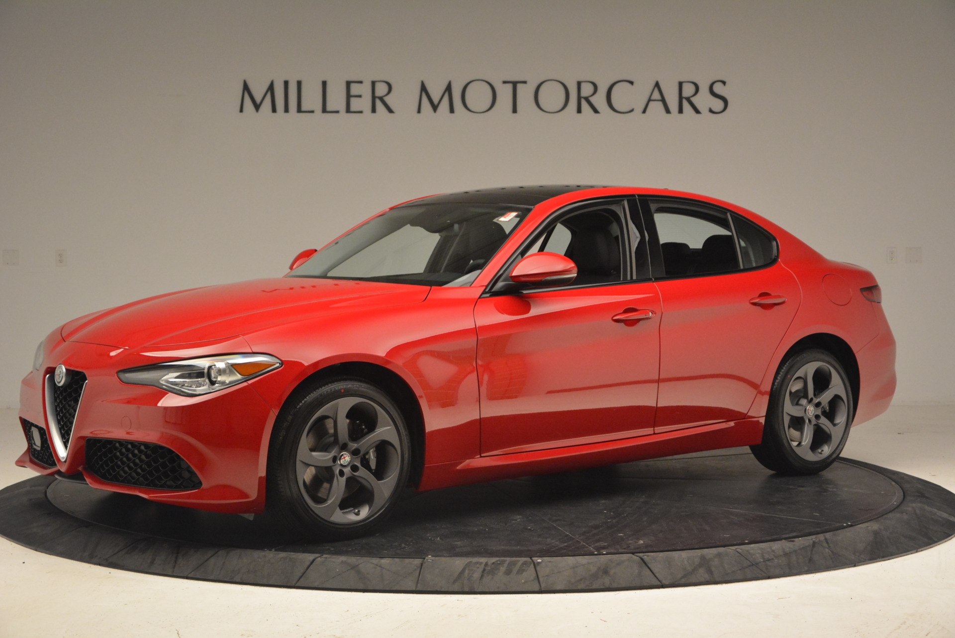 New 2017 Alfa Romeo Giulia Q4 For Sale In Greenwich, CT. Alfa Romeo of Greenwich, L102 1240_p3
