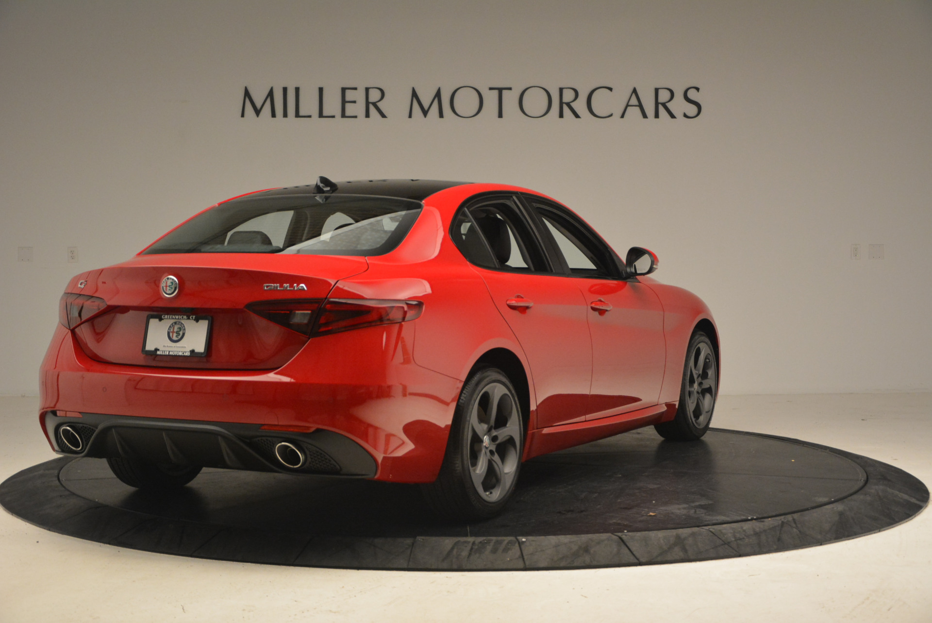 New 2017 Alfa Romeo Giulia Q4 For Sale In Greenwich, CT. Alfa Romeo of Greenwich, L102 1240_p8