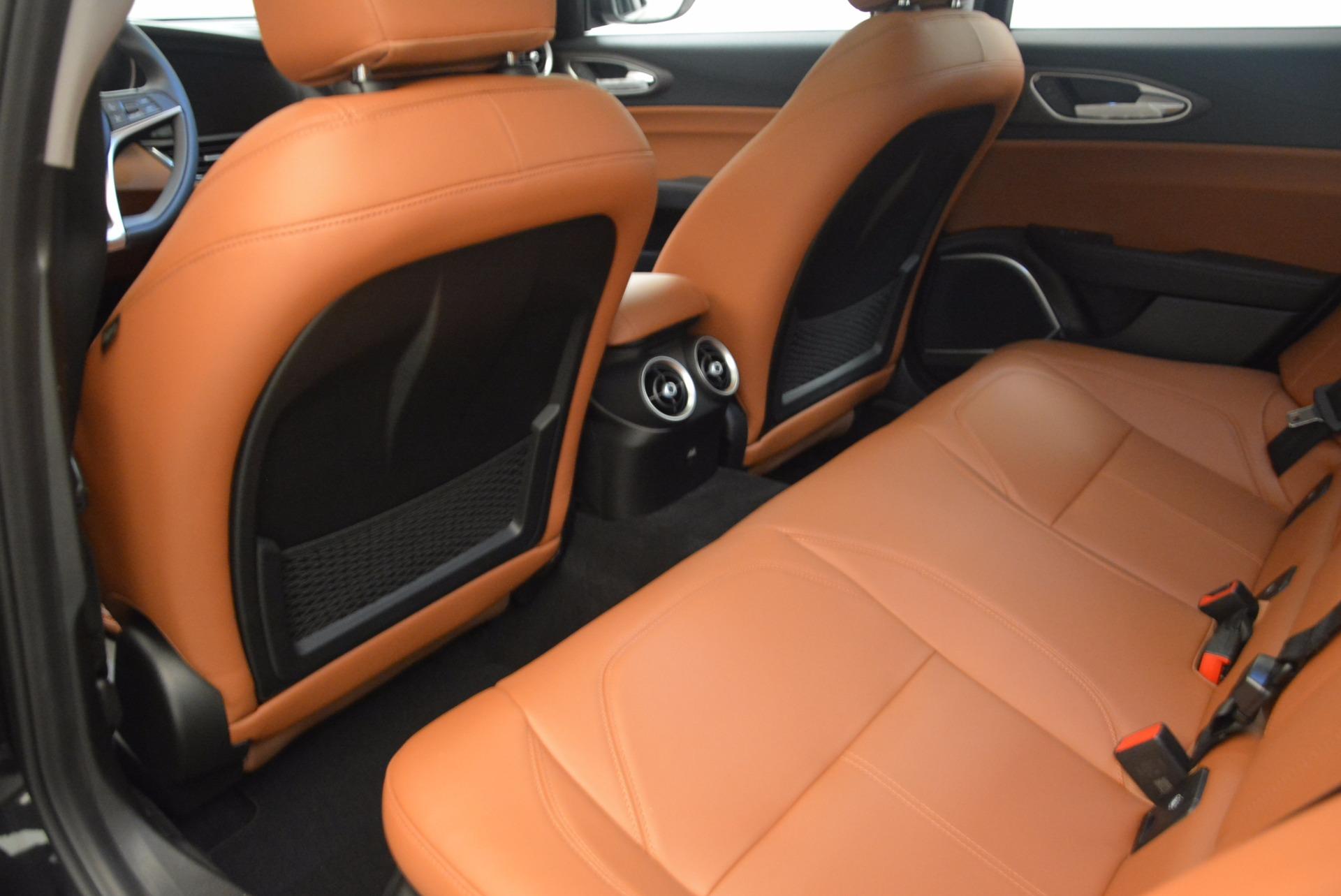 New 2017 Alfa Romeo Giulia Ti Q4 For Sale In Greenwich, CT. Alfa Romeo of Greenwich, L097 1244_p16