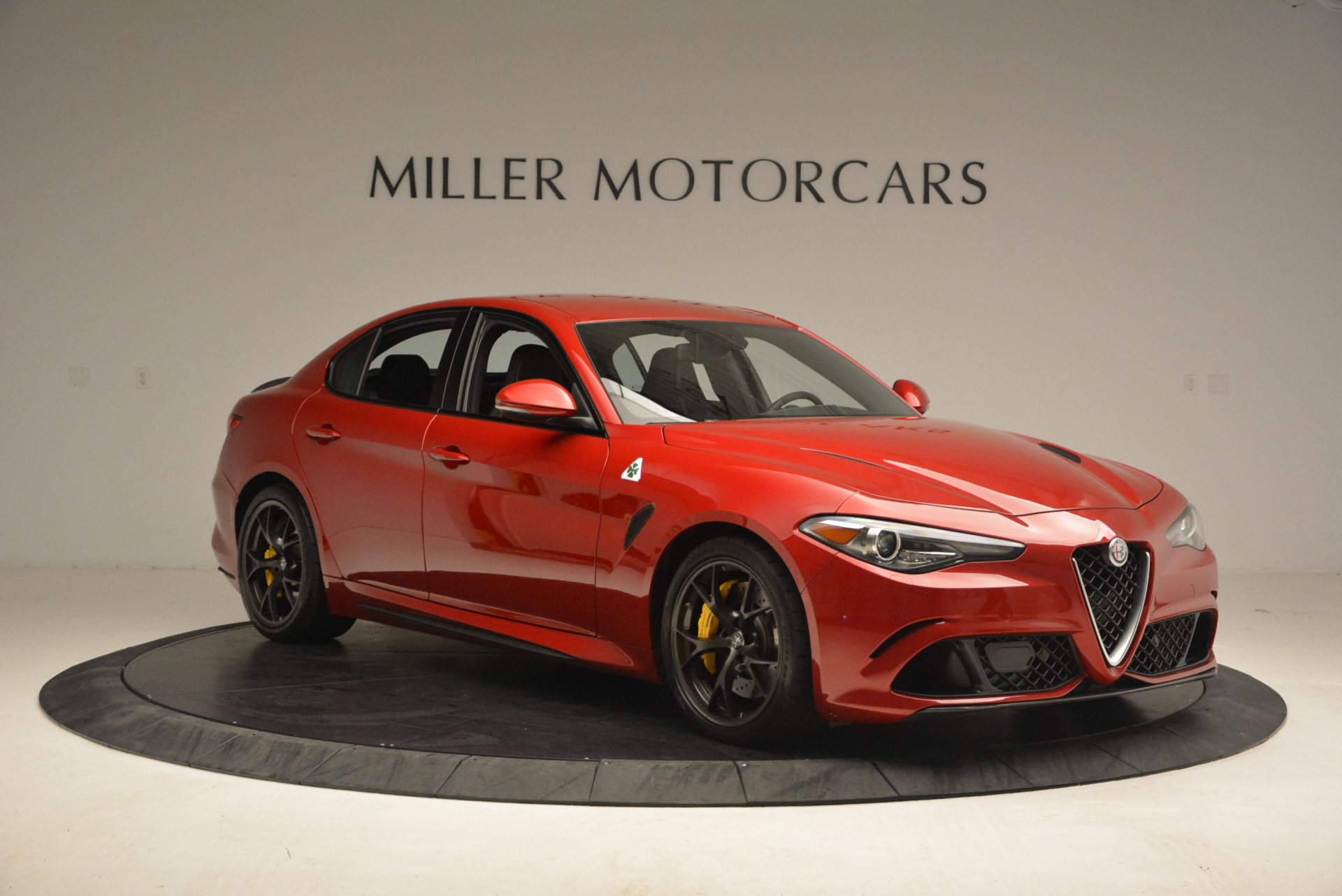 Used 2017 Alfa Romeo Giulia Quadrifoglio For Sale In Greenwich, CT. Alfa Romeo of Greenwich, 7257 1245_p11
