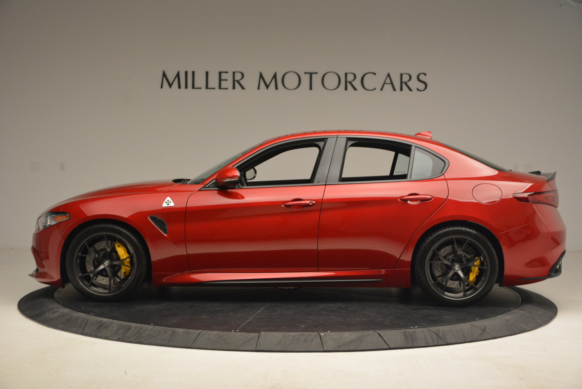Used 2017 Alfa Romeo Giulia Quadrifoglio For Sale In Greenwich, CT. Alfa Romeo of Greenwich, 7257 1245_p3