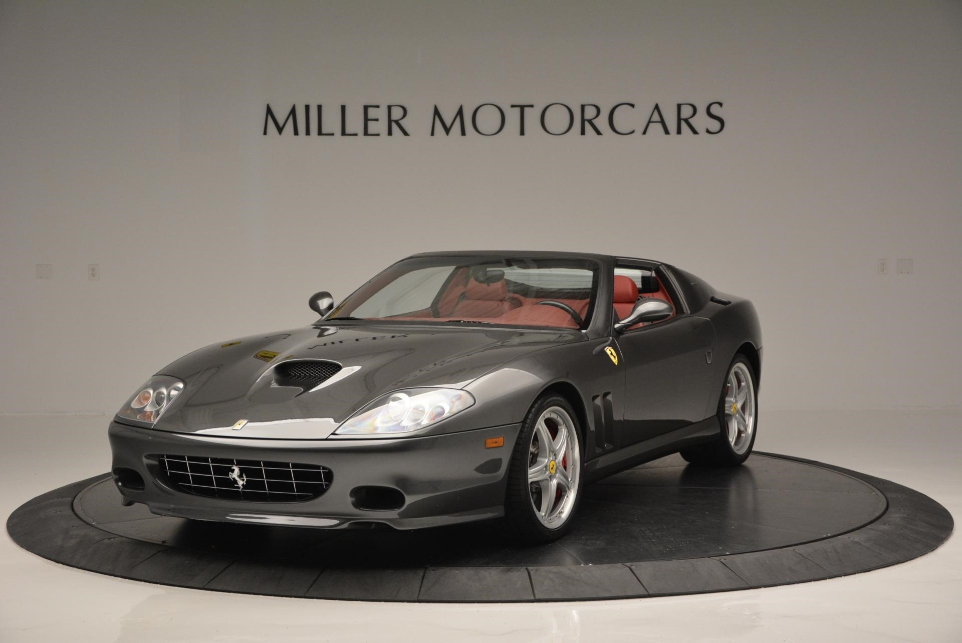 Used 2005 Ferrari Superamerica  For Sale In Greenwich, CT. Alfa Romeo of Greenwich, 4306 125_main