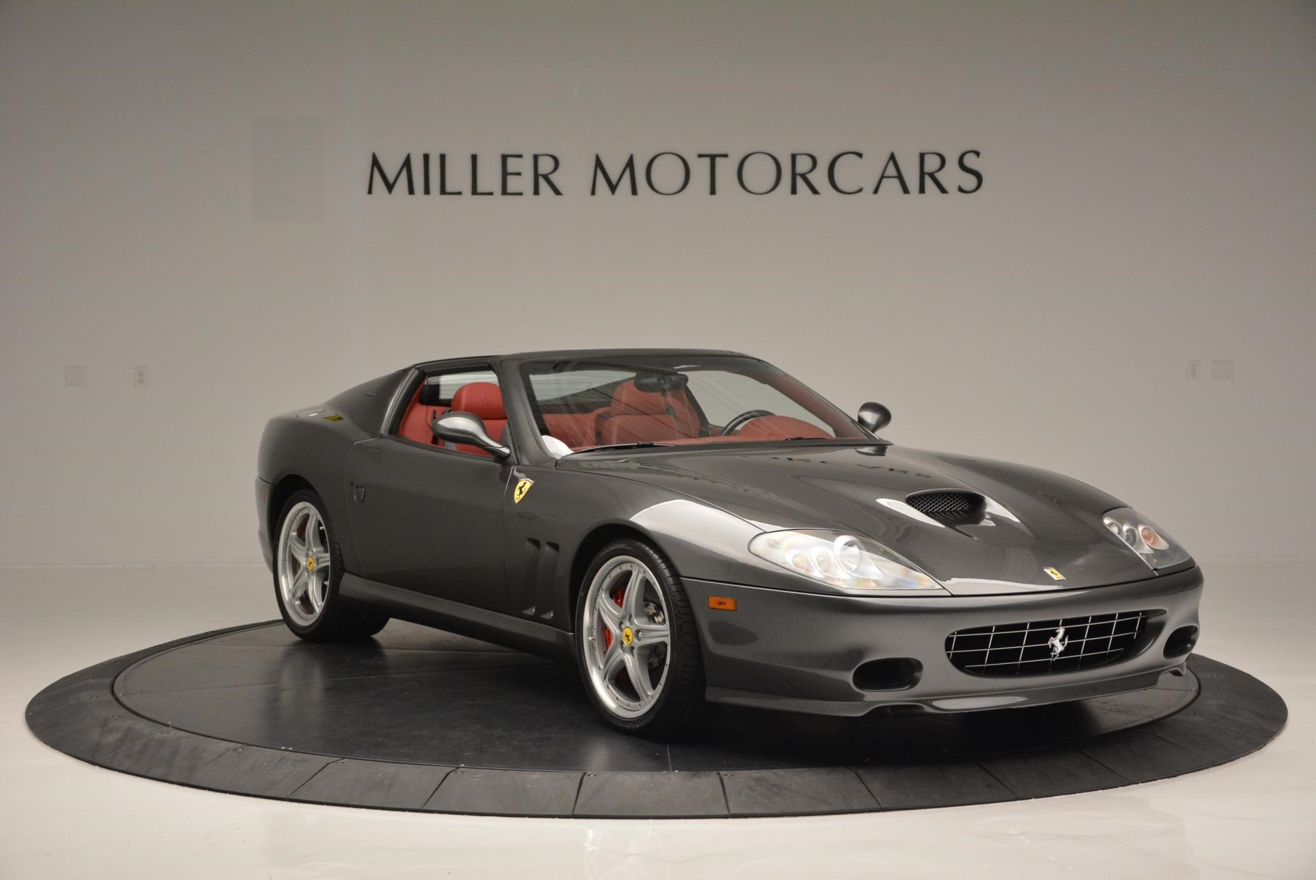Used 2005 Ferrari Superamerica  For Sale In Greenwich, CT. Alfa Romeo of Greenwich, 4306 125_p11