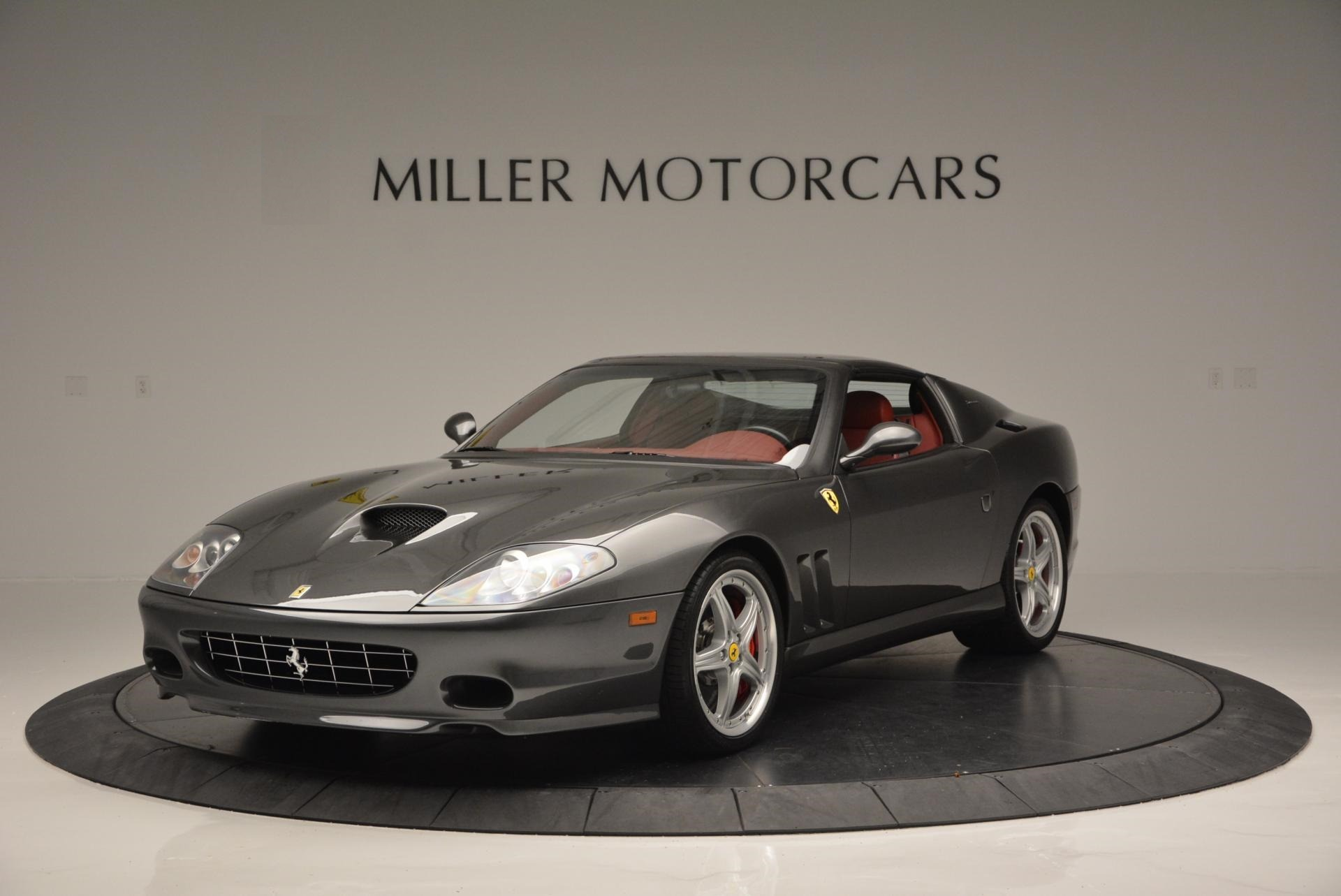 Used 2005 Ferrari Superamerica  For Sale In Greenwich, CT. Alfa Romeo of Greenwich, 4306 125_p13