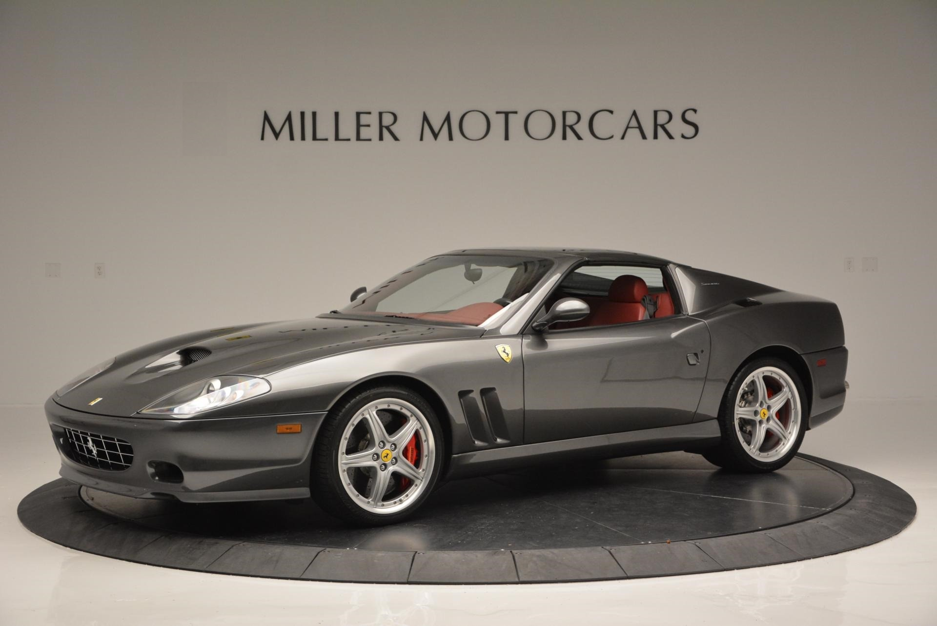 Used 2005 Ferrari Superamerica  For Sale In Greenwich, CT. Alfa Romeo of Greenwich, 4306 125_p14