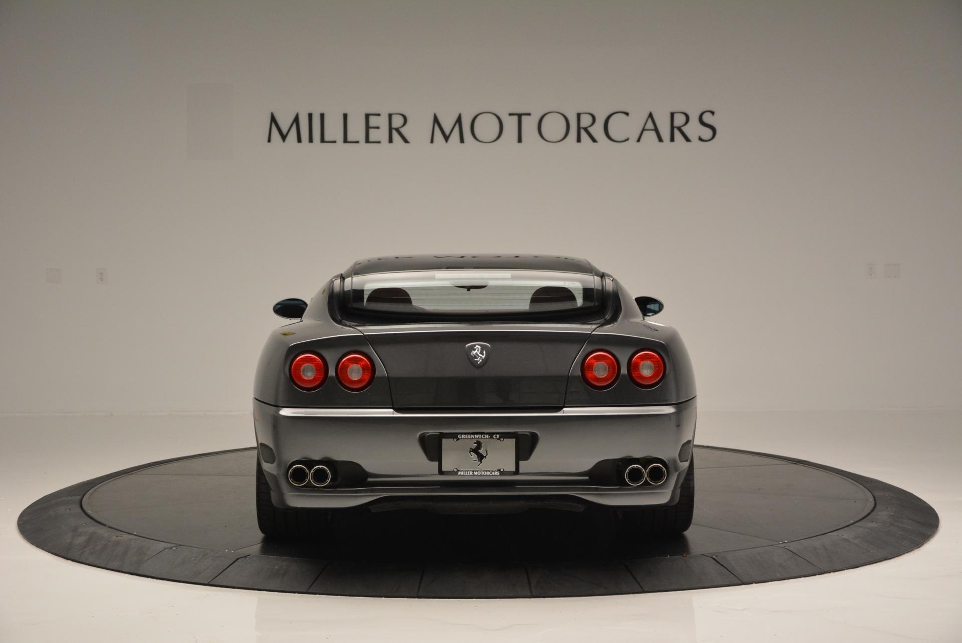 Used 2005 Ferrari Superamerica  For Sale In Greenwich, CT. Alfa Romeo of Greenwich, 4306 125_p18