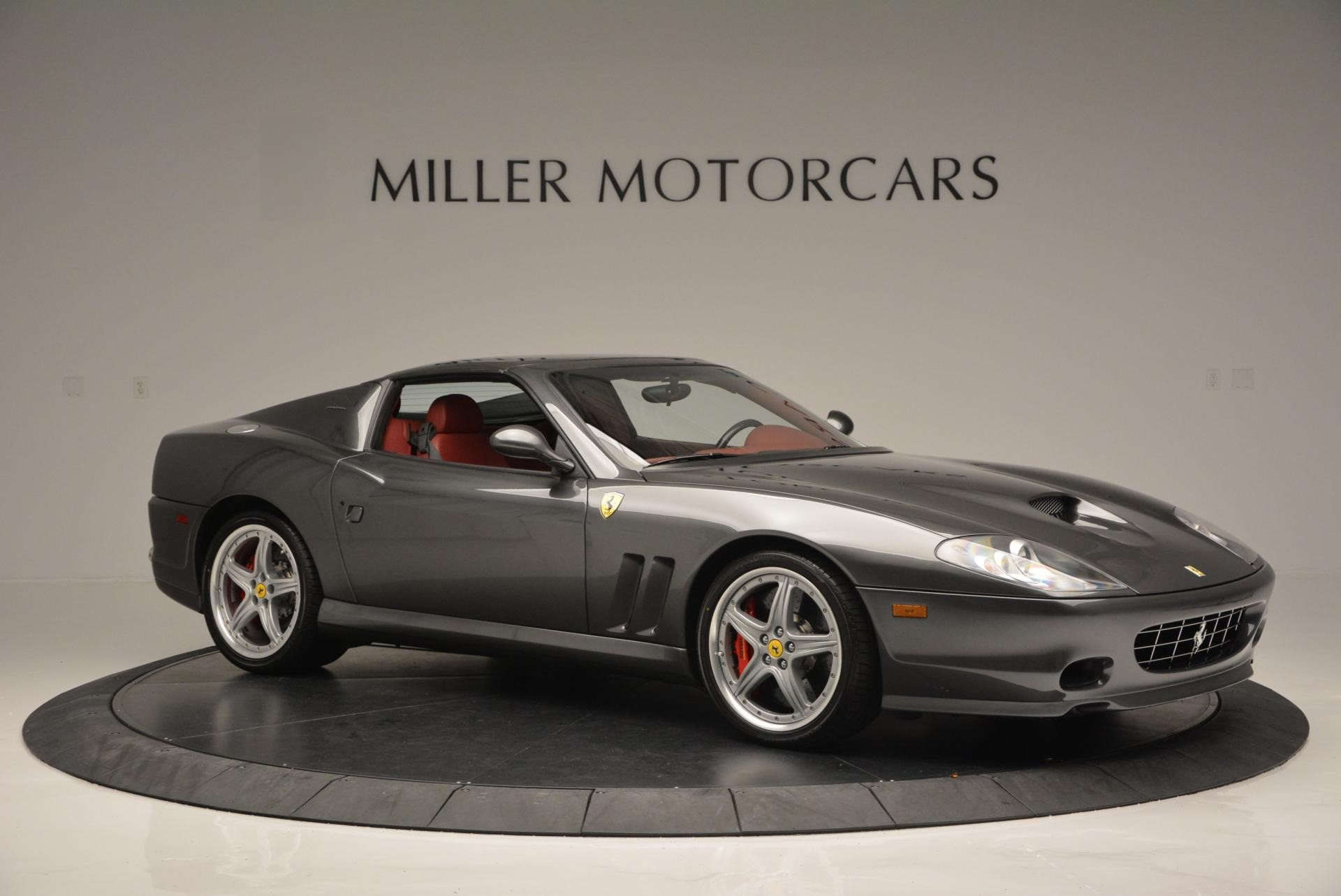 Used 2005 Ferrari Superamerica  For Sale In Greenwich, CT. Alfa Romeo of Greenwich, 4306 125_p22