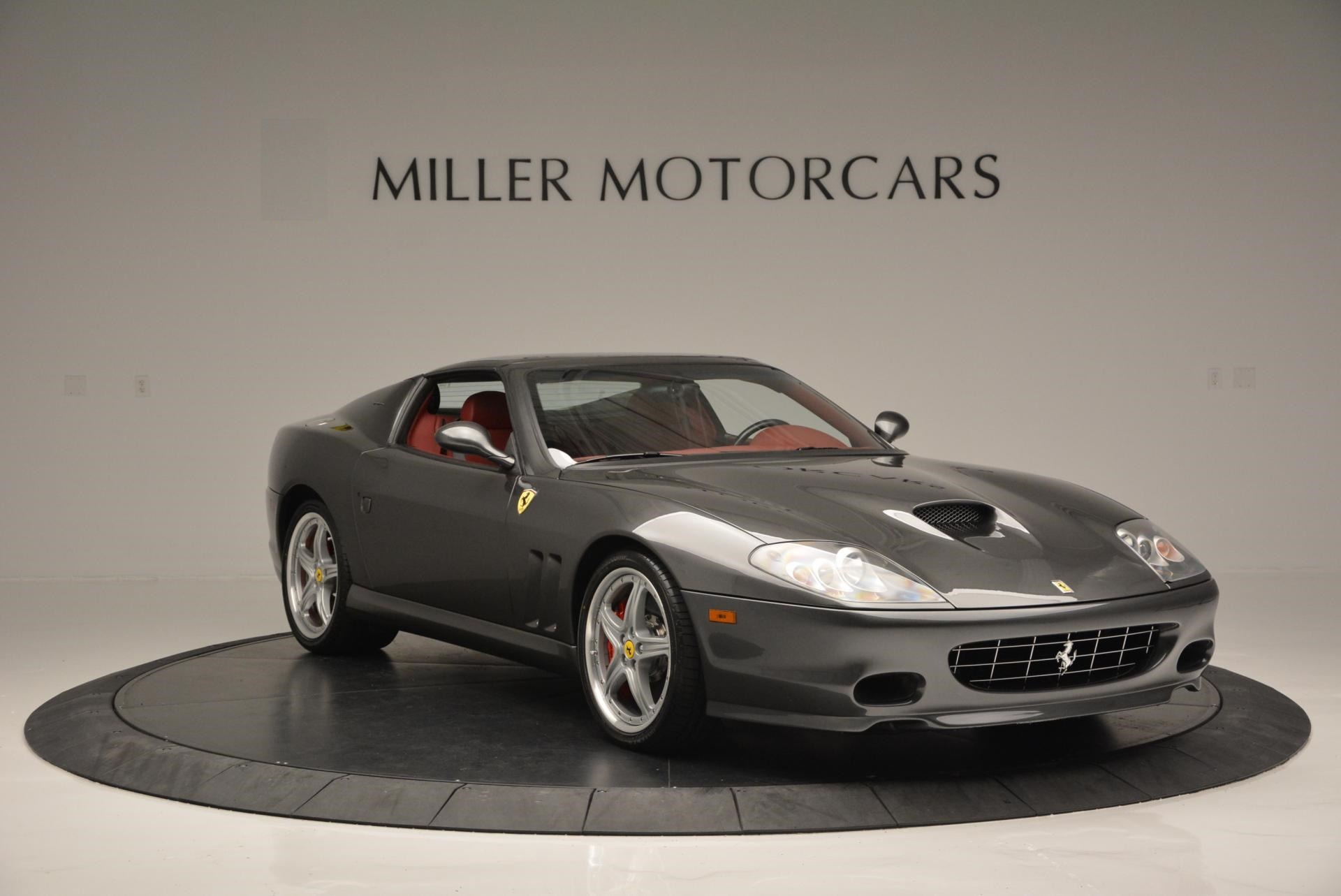 Used 2005 Ferrari Superamerica  For Sale In Greenwich, CT. Alfa Romeo of Greenwich, 4306 125_p23