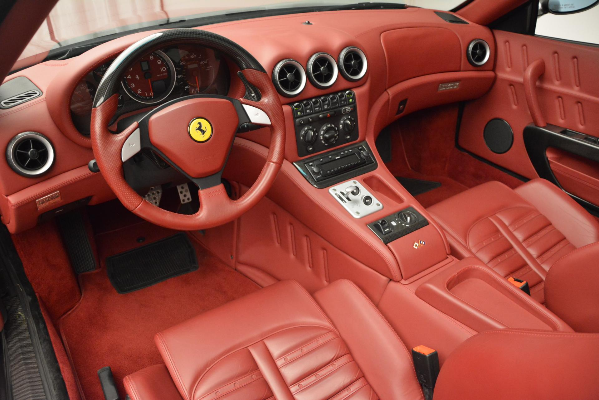 Used 2005 Ferrari Superamerica  For Sale In Greenwich, CT. Alfa Romeo of Greenwich, 4306 125_p25