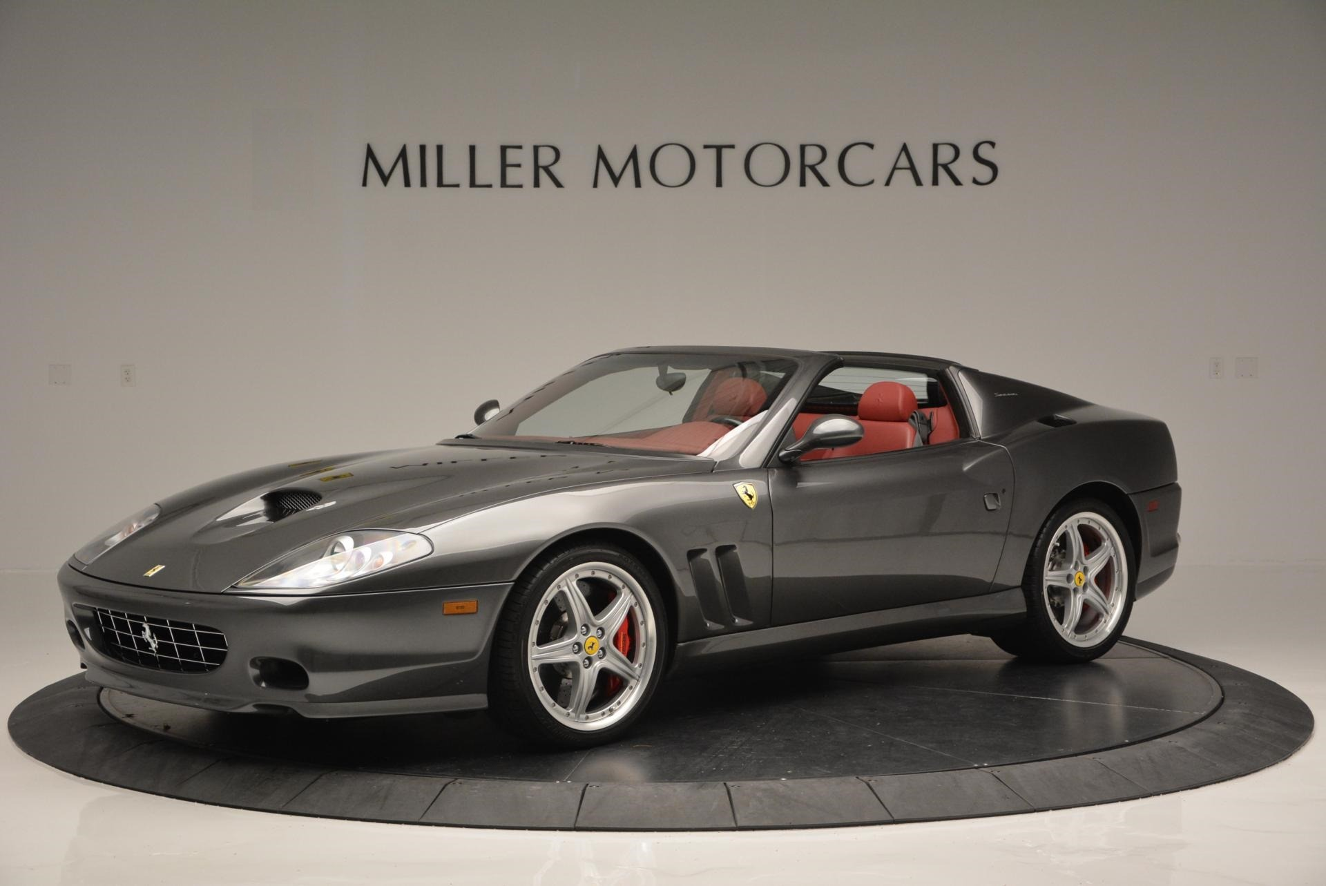 Used 2005 Ferrari Superamerica  For Sale In Greenwich, CT. Alfa Romeo of Greenwich, 4306 125_p2