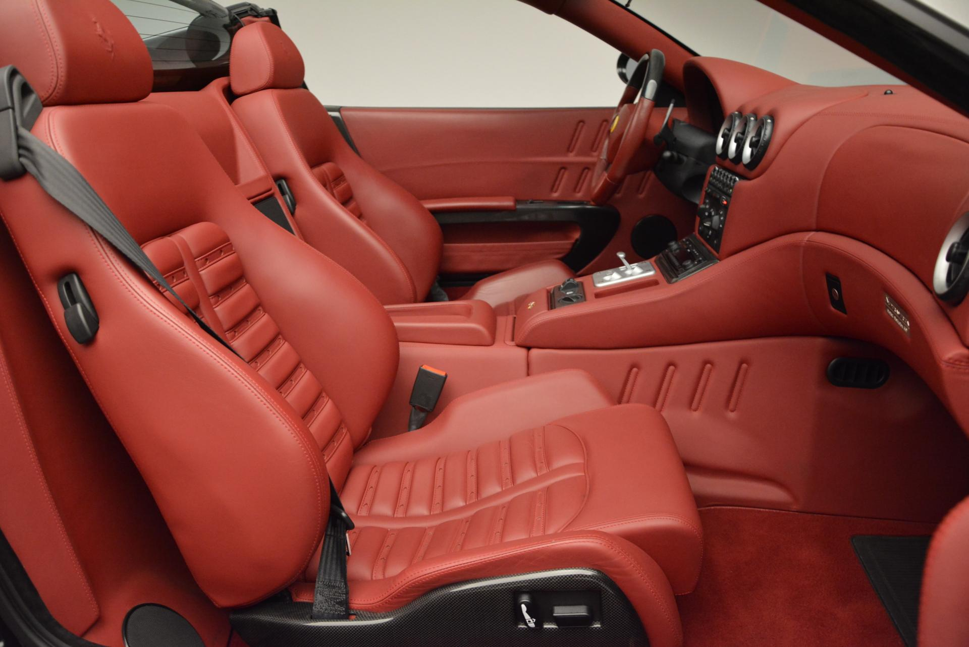 Used 2005 Ferrari Superamerica  For Sale In Greenwich, CT. Alfa Romeo of Greenwich, 4306 125_p30