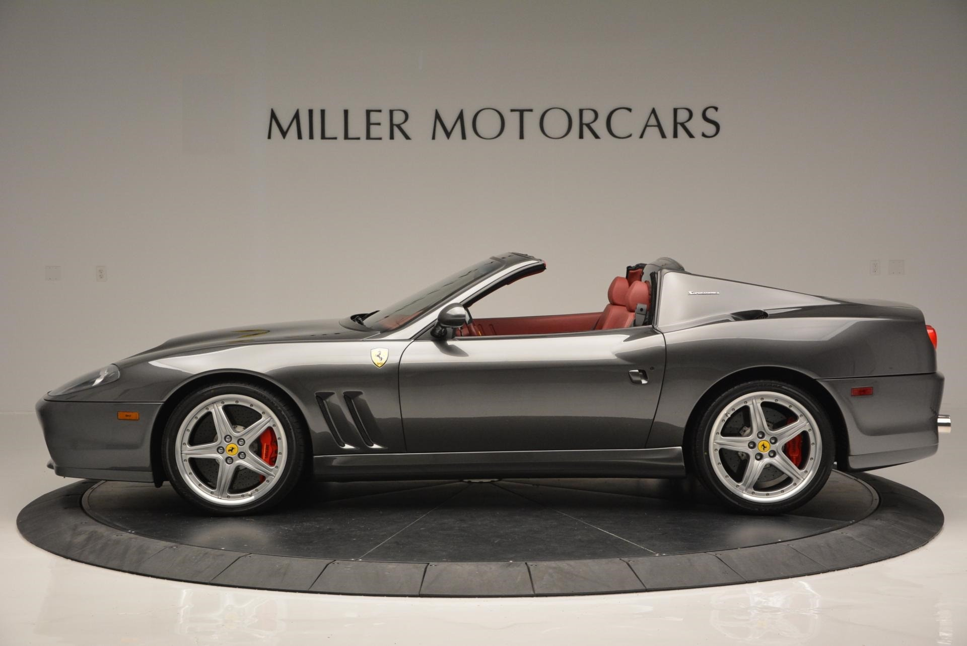 Used 2005 Ferrari Superamerica  For Sale In Greenwich, CT. Alfa Romeo of Greenwich, 4306 125_p3