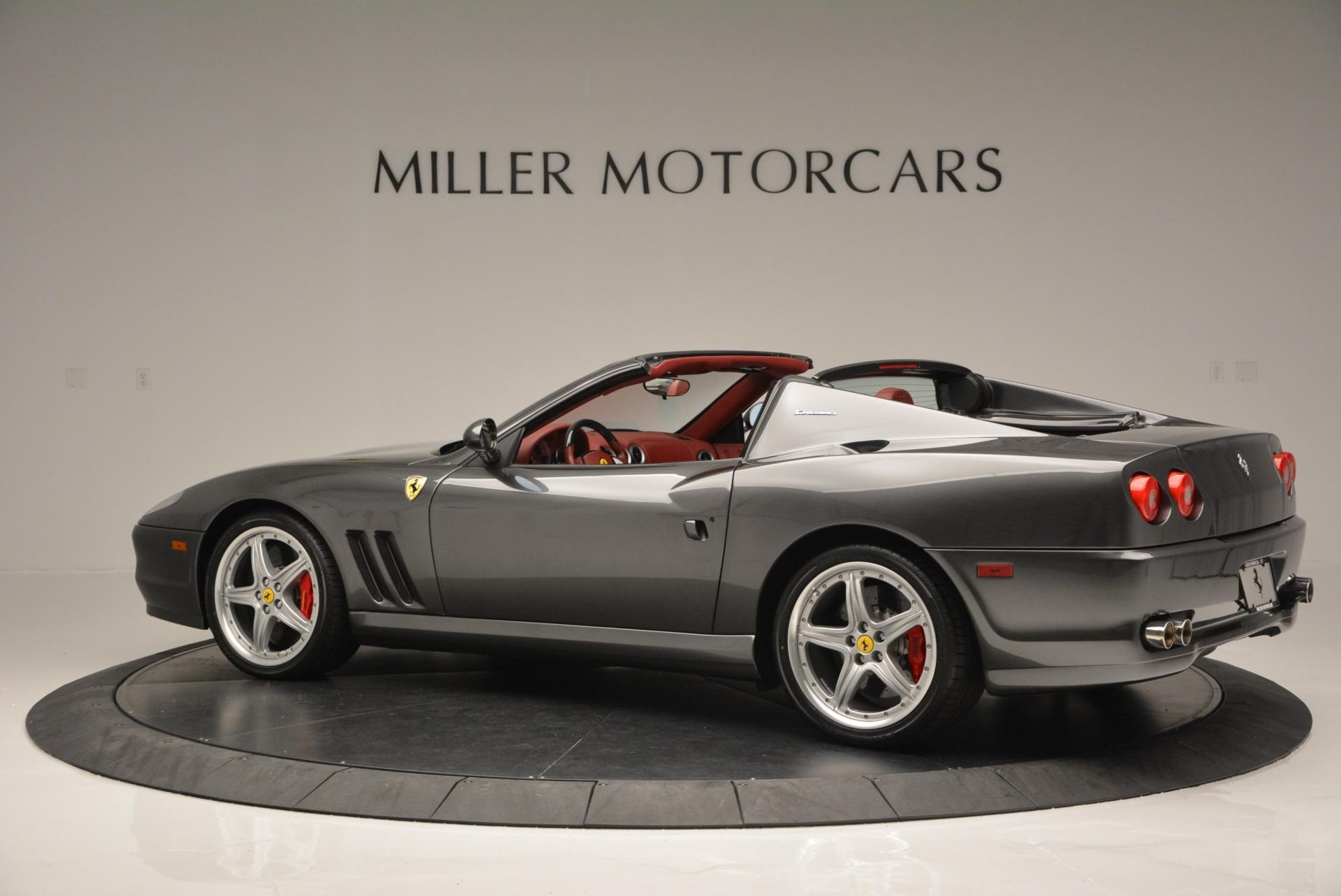 Used 2005 Ferrari Superamerica  For Sale In Greenwich, CT. Alfa Romeo of Greenwich, 4306 125_p4