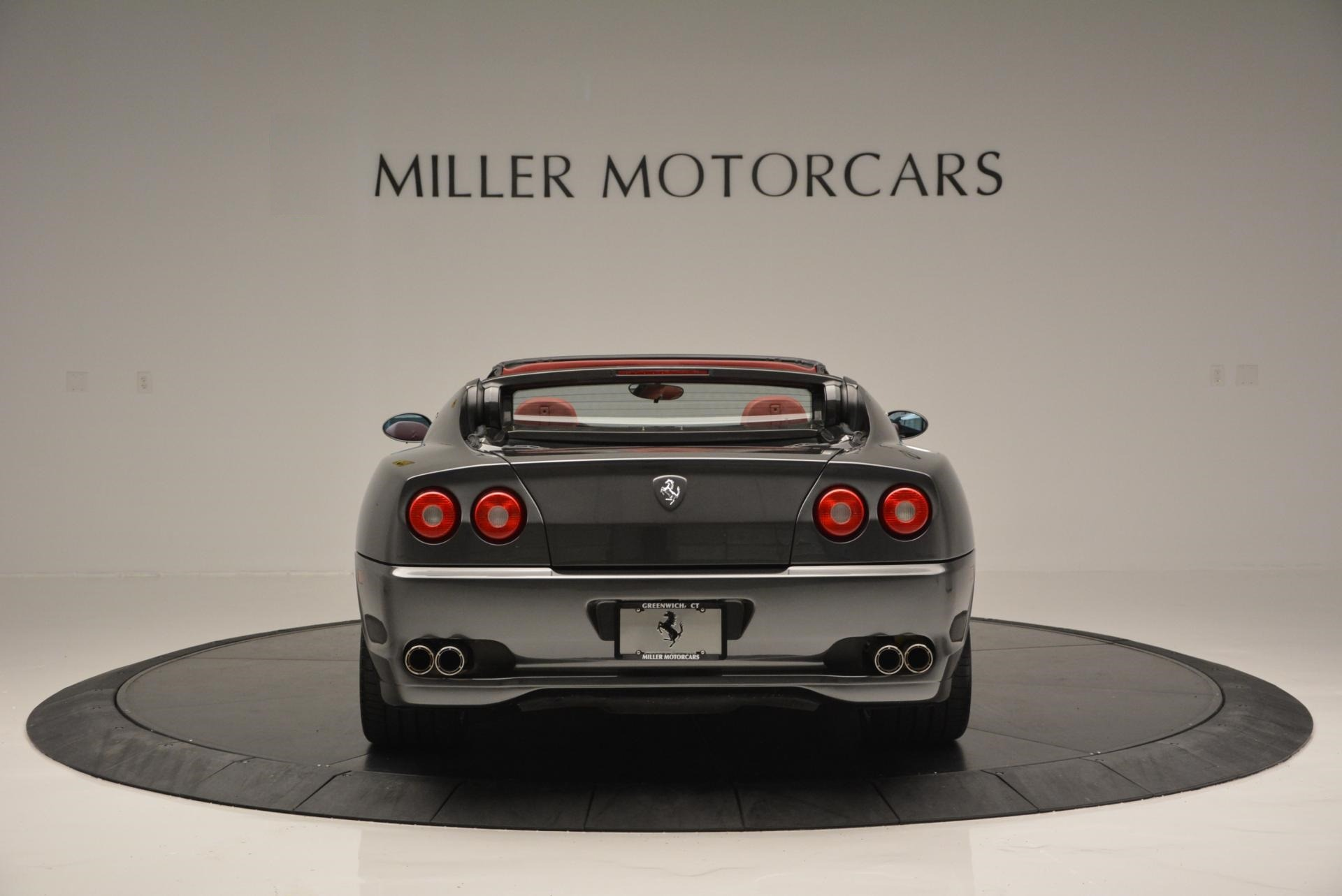 Used 2005 Ferrari Superamerica  For Sale In Greenwich, CT. Alfa Romeo of Greenwich, 4306 125_p6