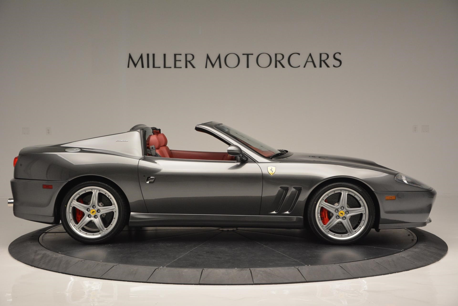 Used 2005 Ferrari Superamerica  For Sale In Greenwich, CT. Alfa Romeo of Greenwich, 4306 125_p9