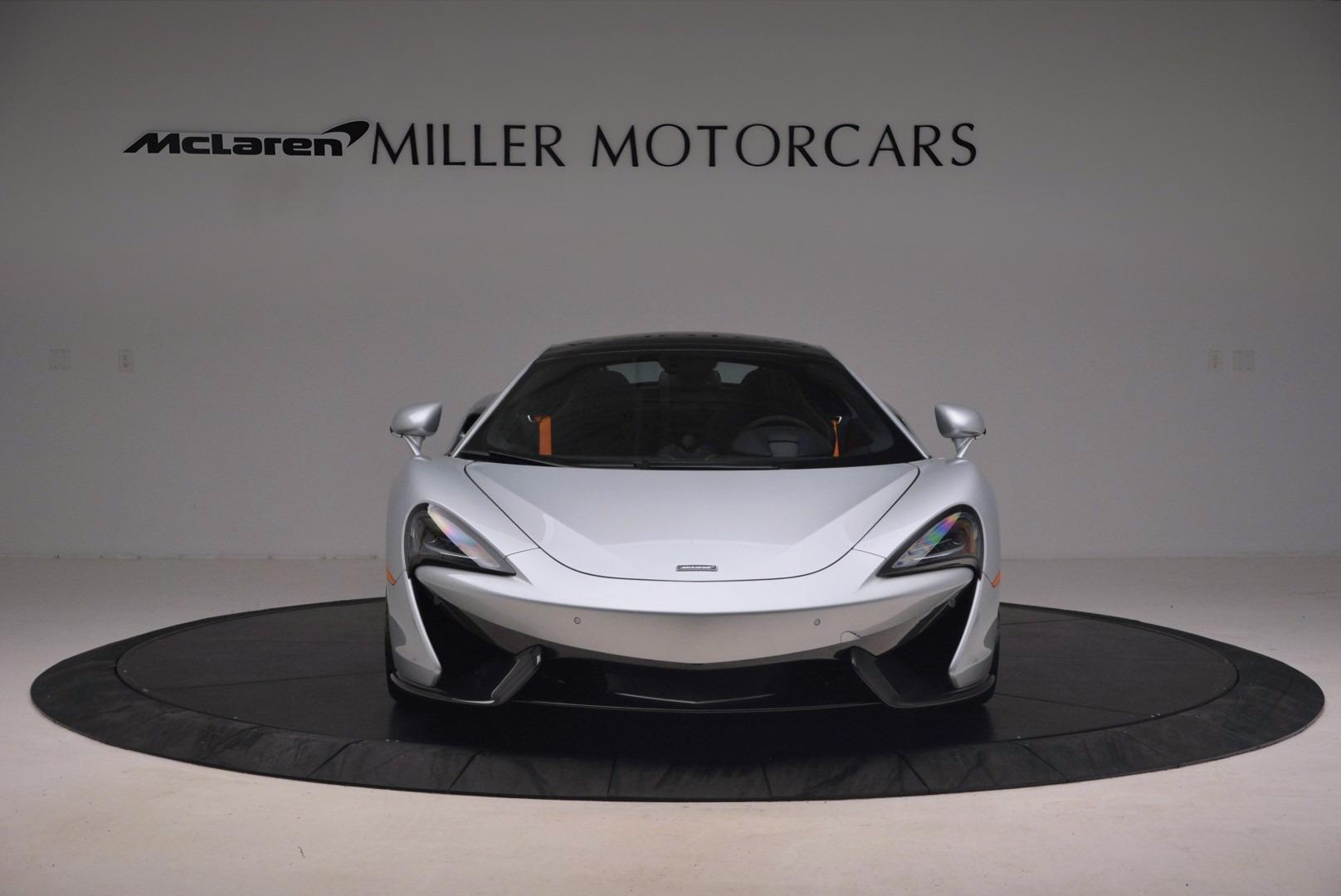 Used 2017 McLaren 570GT  For Sale In Greenwich, CT. Alfa Romeo of Greenwich, MC296 1254_p12
