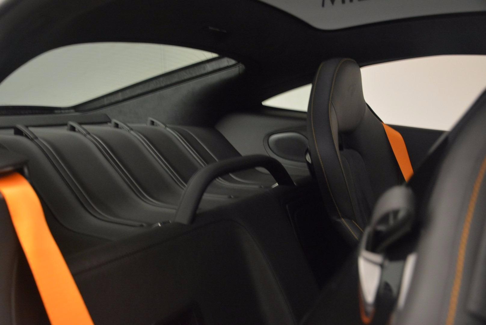 Used 2017 McLaren 570GT  For Sale In Greenwich, CT. Alfa Romeo of Greenwich, MC296 1254_p21