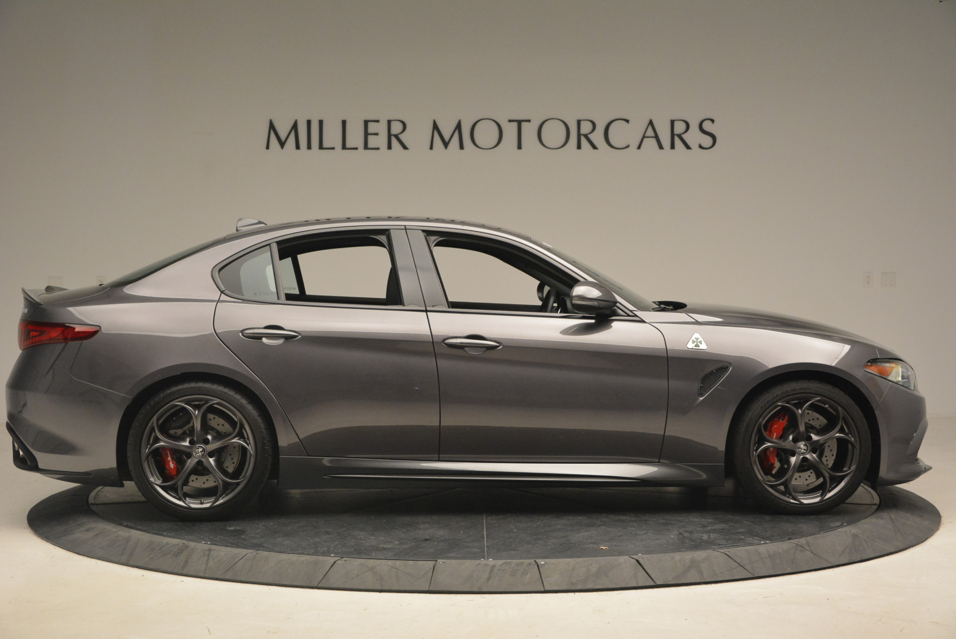 New 2017 Alfa Romeo Giulia Quadrifoglio For Sale In Greenwich, CT. Alfa Romeo of Greenwich, L085 1258_p10