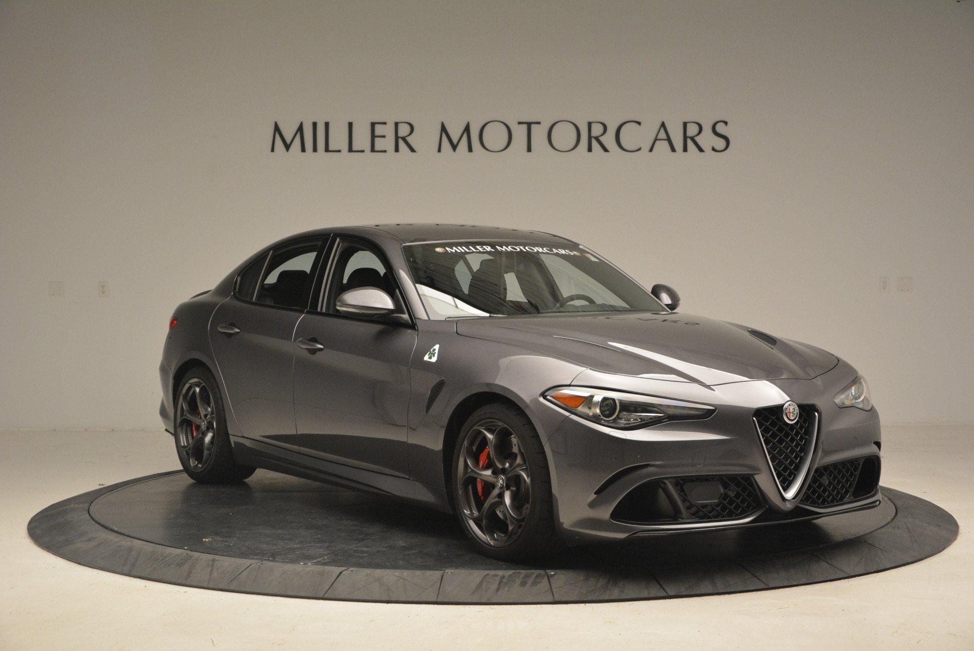 New 2017 Alfa Romeo Giulia Quadrifoglio For Sale In Greenwich, CT. Alfa Romeo of Greenwich, L085 1258_p12