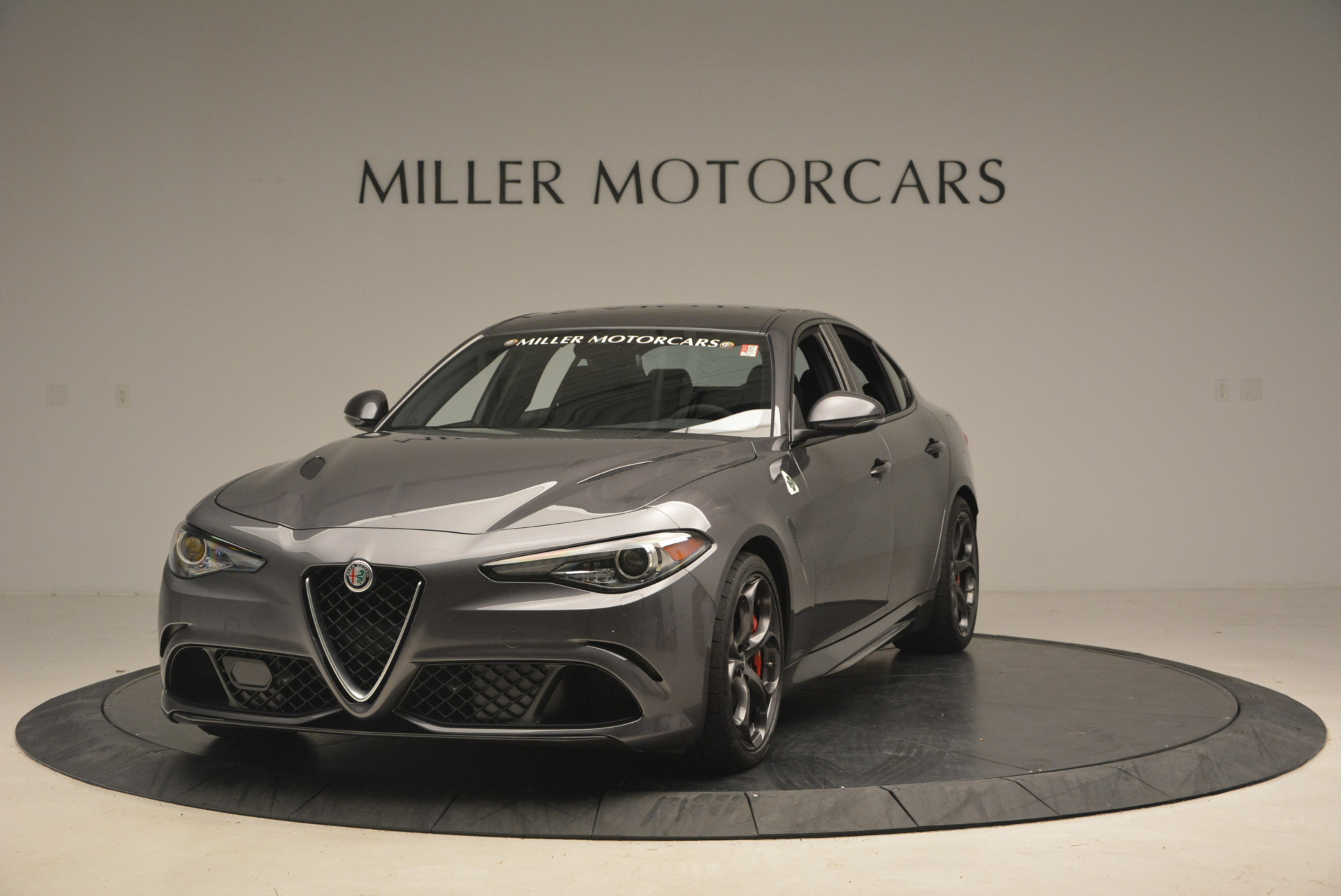 New 2017 Alfa Romeo Giulia Quadrifoglio For Sale In Greenwich, CT. Alfa Romeo of Greenwich, L085 1258_p2
