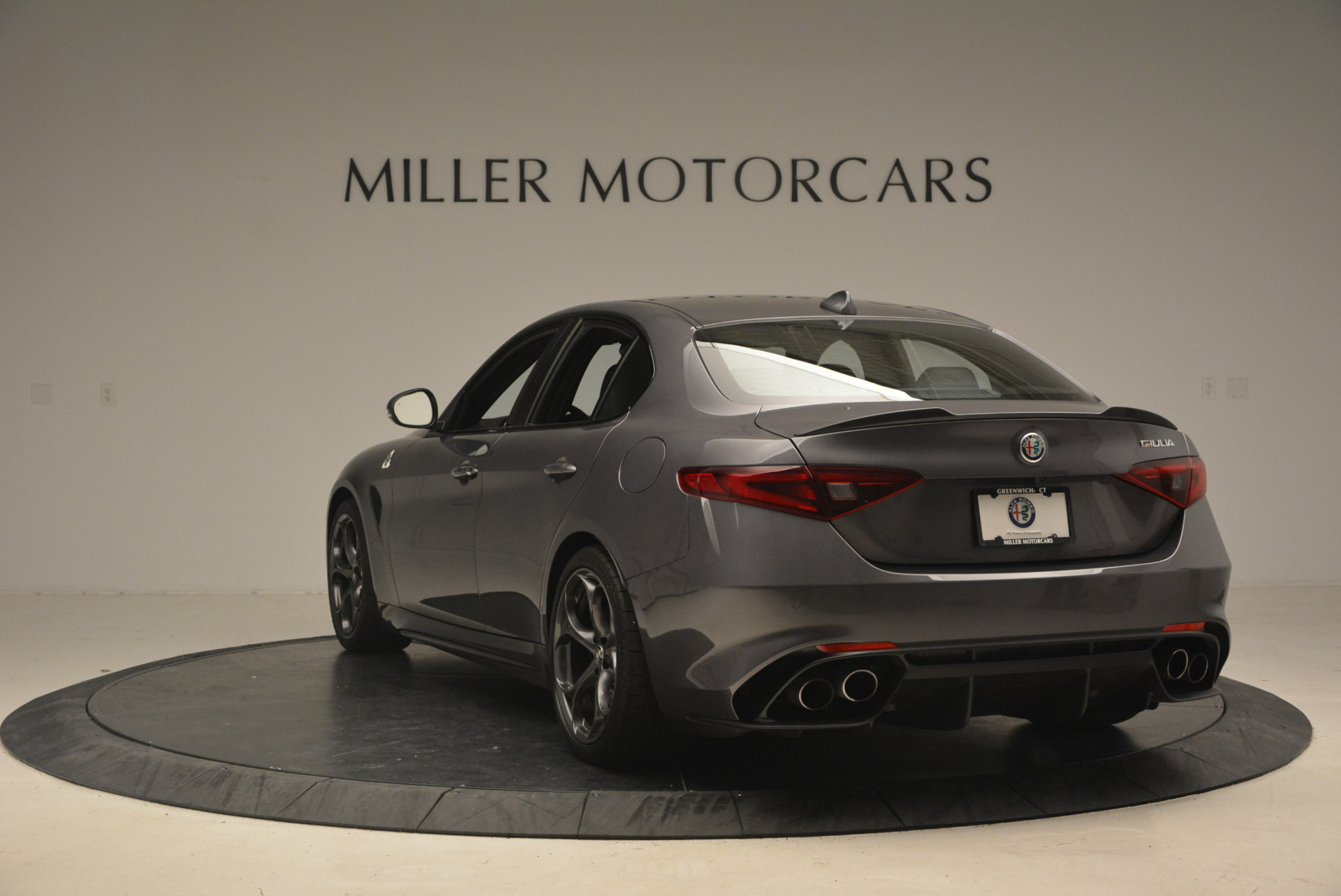 New 2017 Alfa Romeo Giulia Quadrifoglio For Sale In Greenwich, CT. Alfa Romeo of Greenwich, L085 1258_p6
