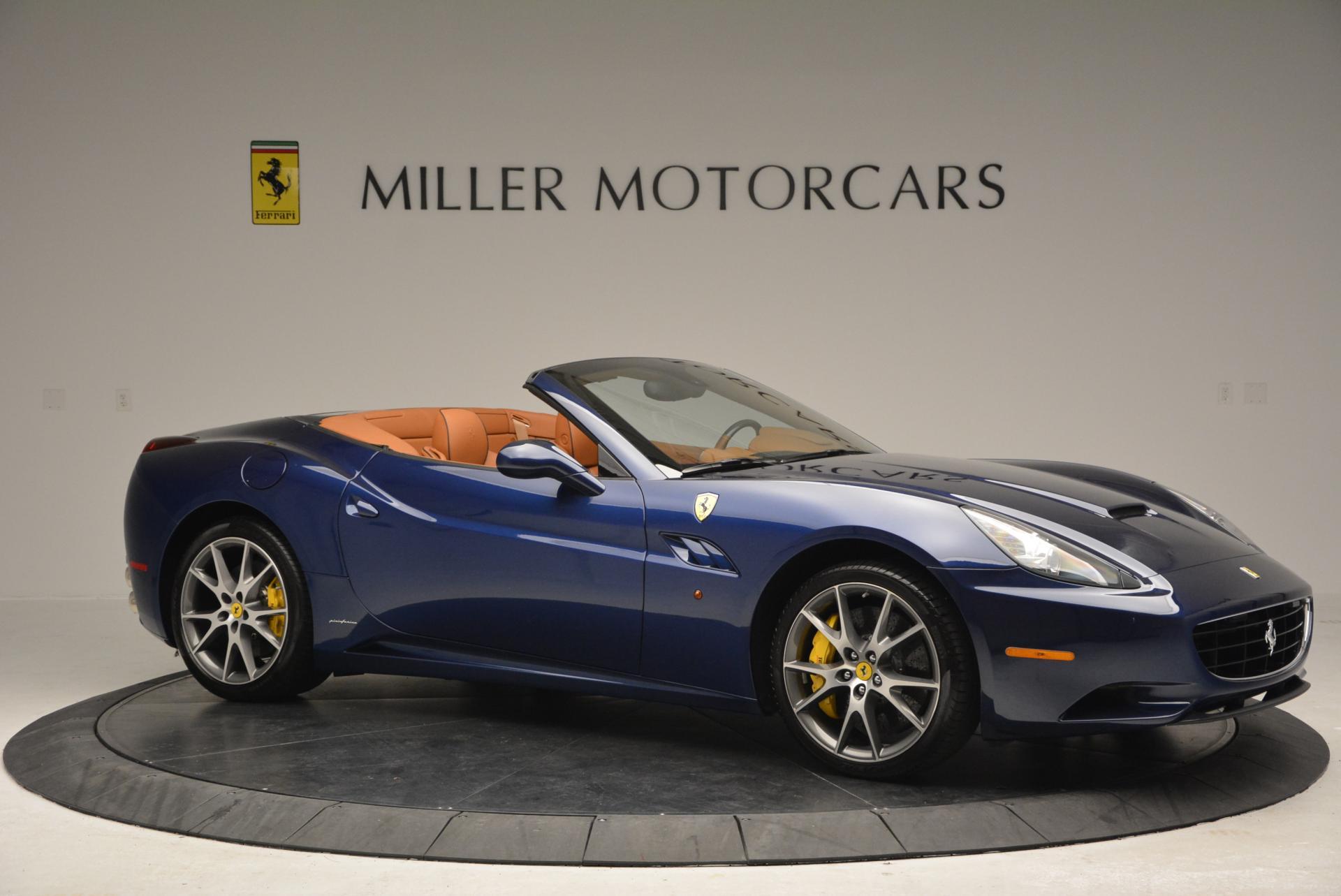 Used 2010 Ferrari California  For Sale In Greenwich, CT. Alfa Romeo of Greenwich, 4492A 126_p10