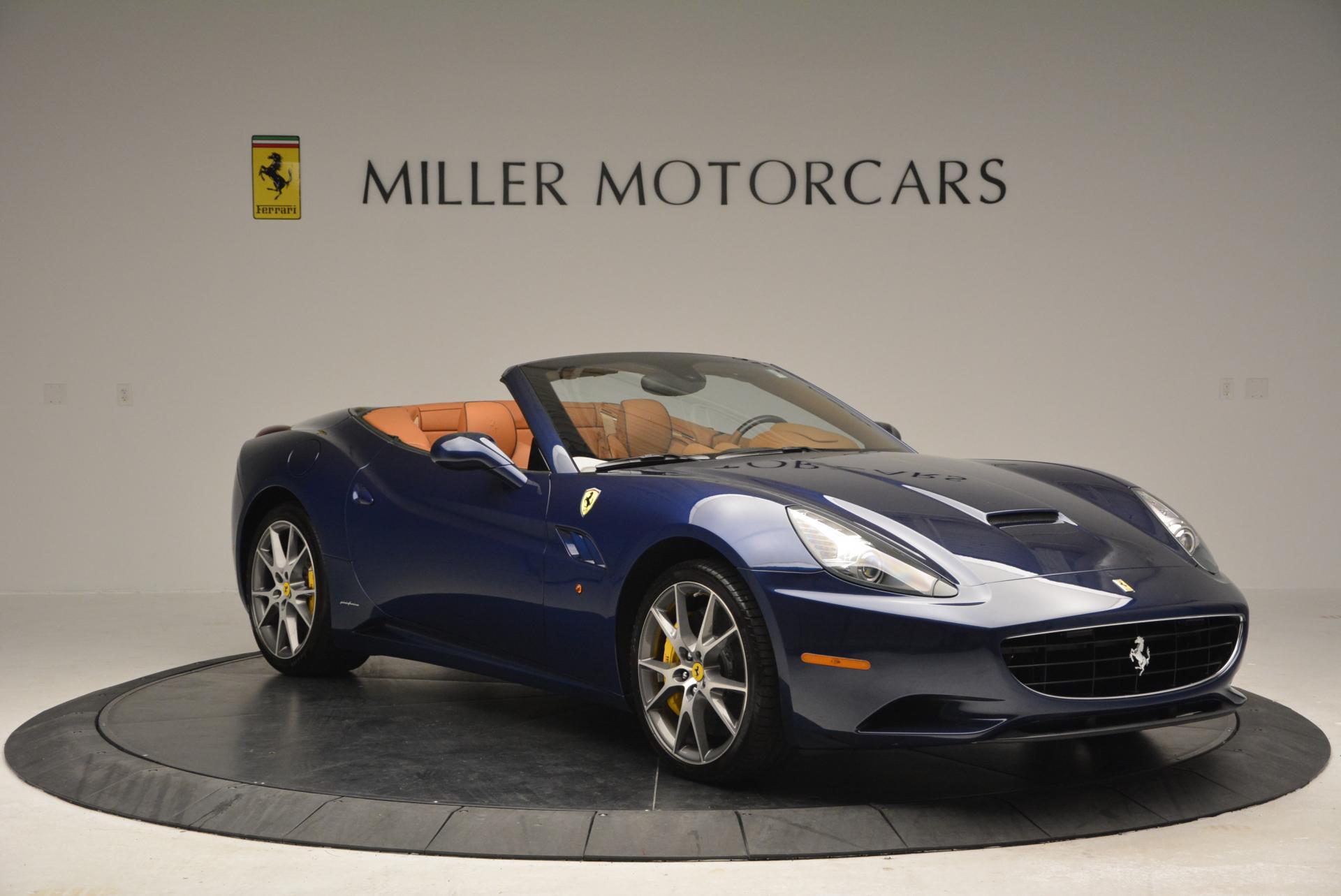 Used 2010 Ferrari California  For Sale In Greenwich, CT. Alfa Romeo of Greenwich, 4492A 126_p11