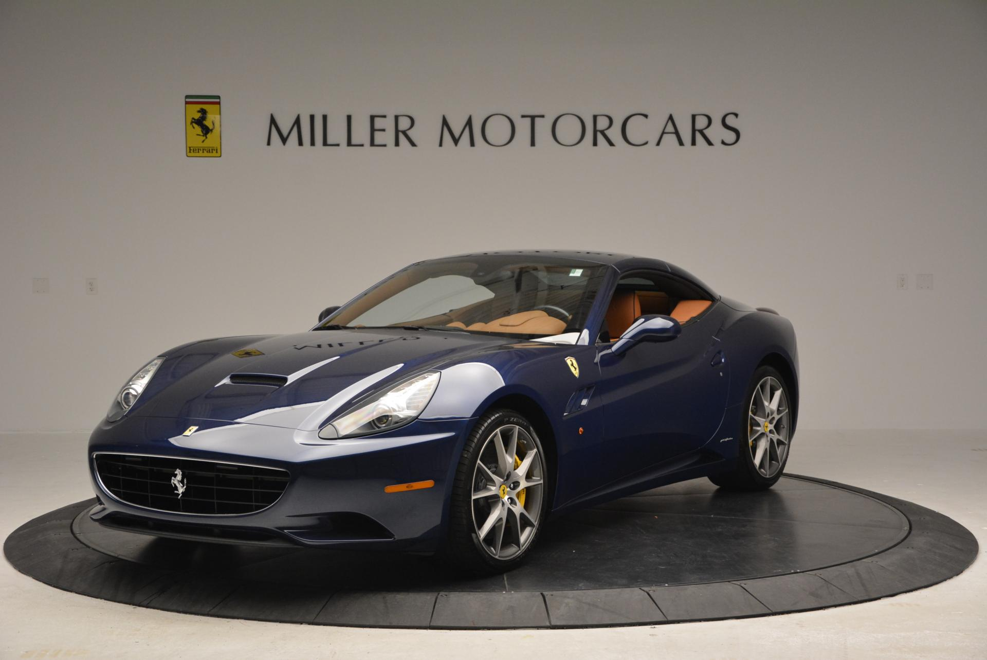 Used 2010 Ferrari California  For Sale In Greenwich, CT. Alfa Romeo of Greenwich, 4492A 126_p13
