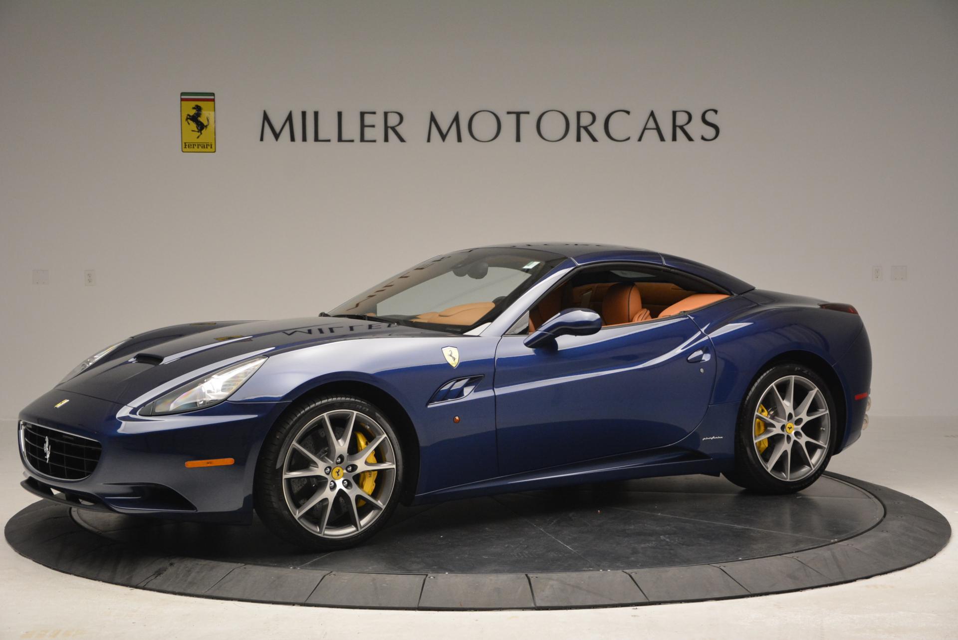 Used 2010 Ferrari California  For Sale In Greenwich, CT. Alfa Romeo of Greenwich, 4492A 126_p14